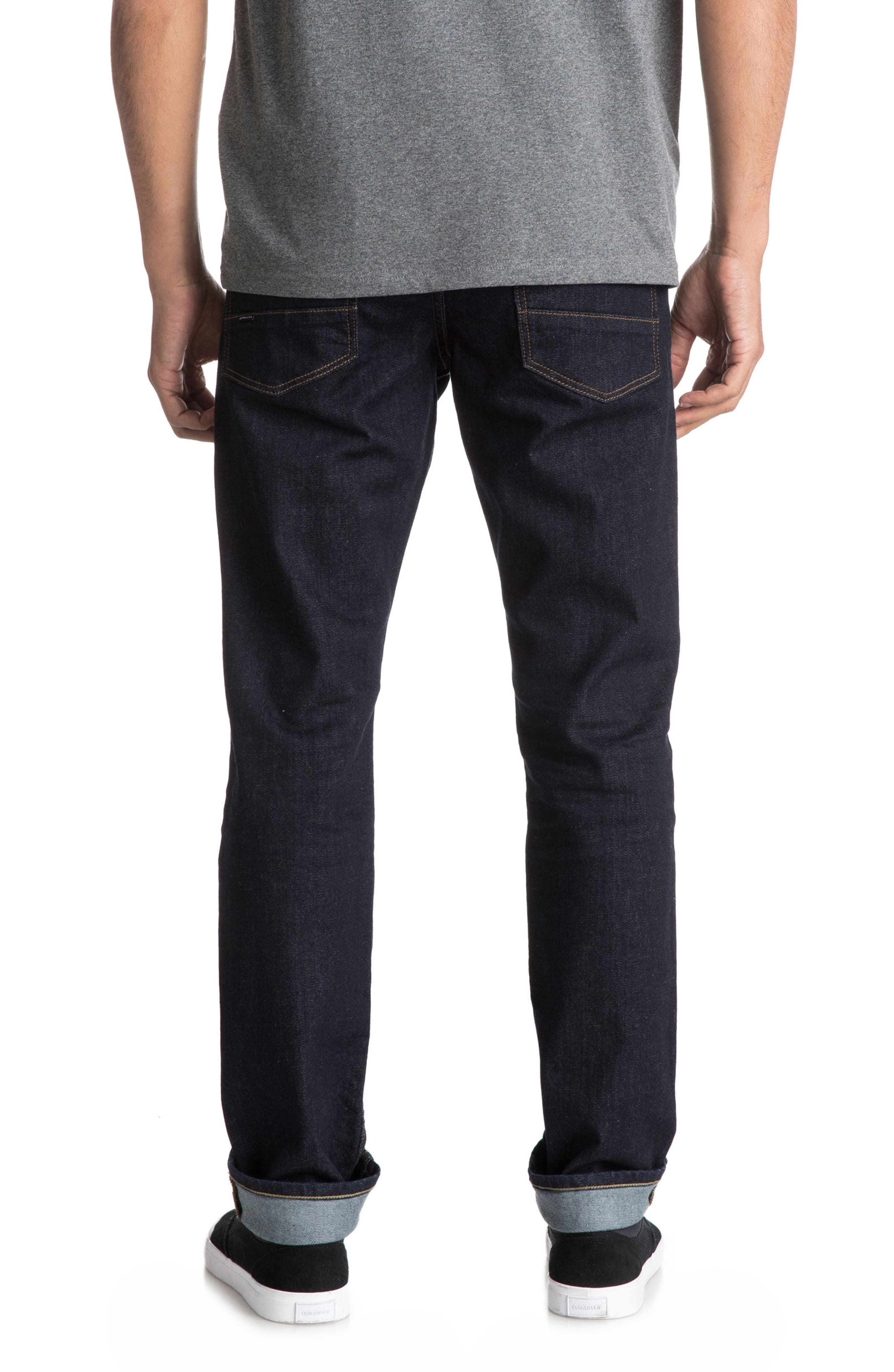 Revolver Slim Fit Jeans,                             Alternate thumbnail 2, color,                             401