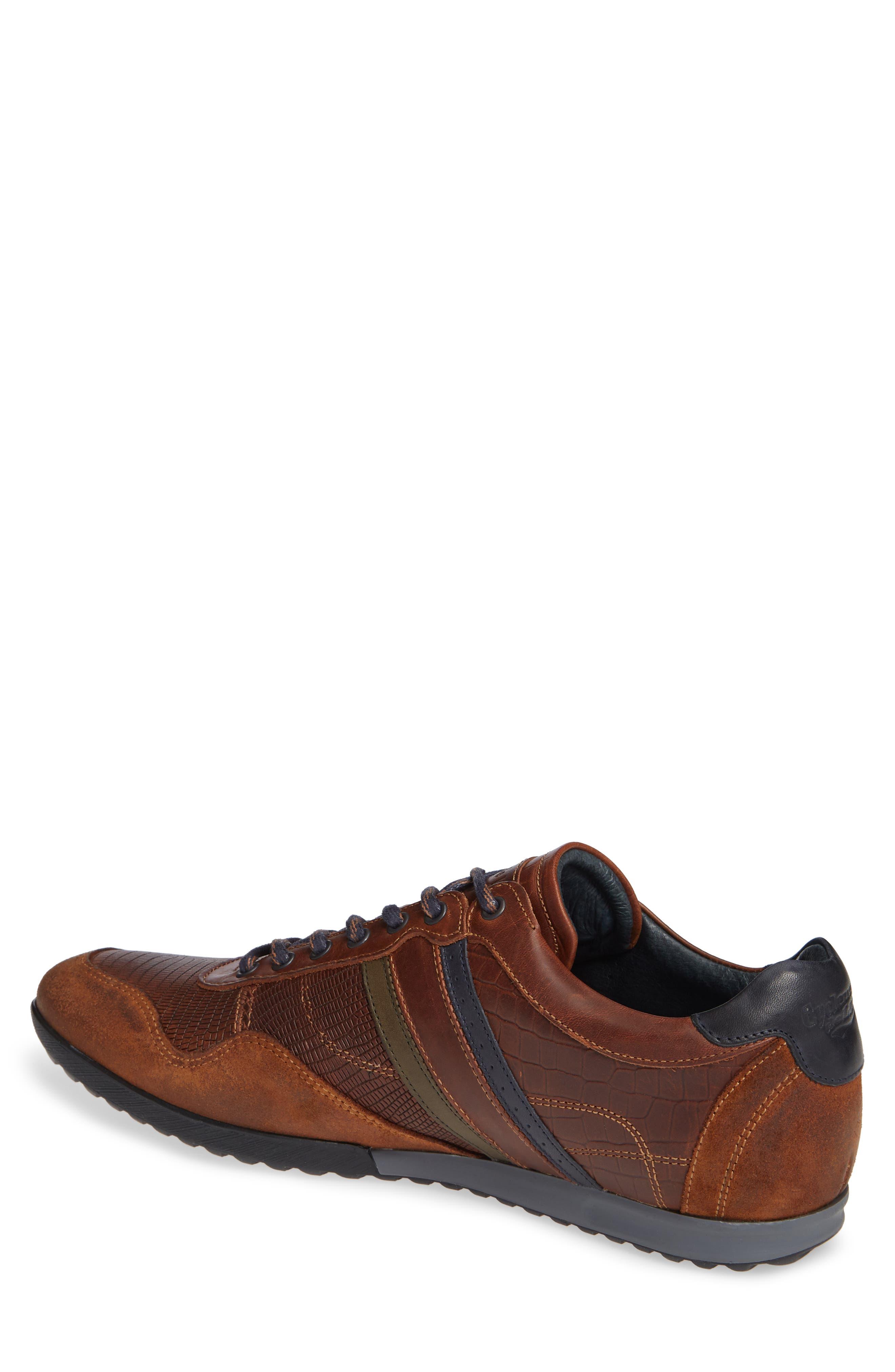 Crash Sneaker,                             Alternate thumbnail 2, color,                             COGNAC