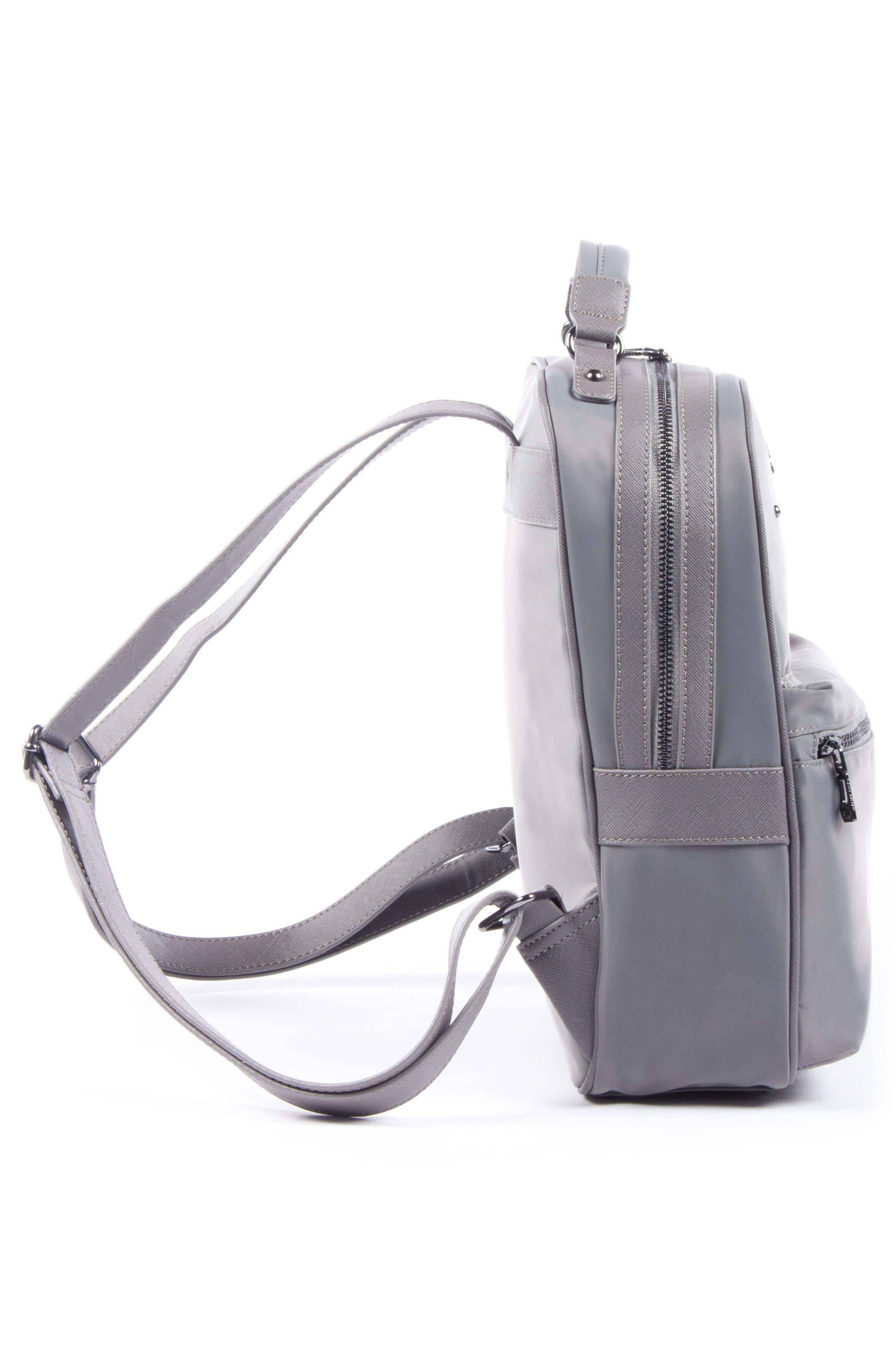 Céline Dion Presto Nylon Backpack,                             Alternate thumbnail 14, color,