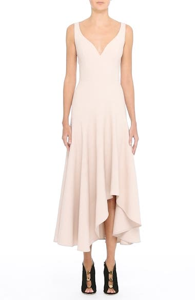 Silk Asymmetrical Dress, video thumbnail