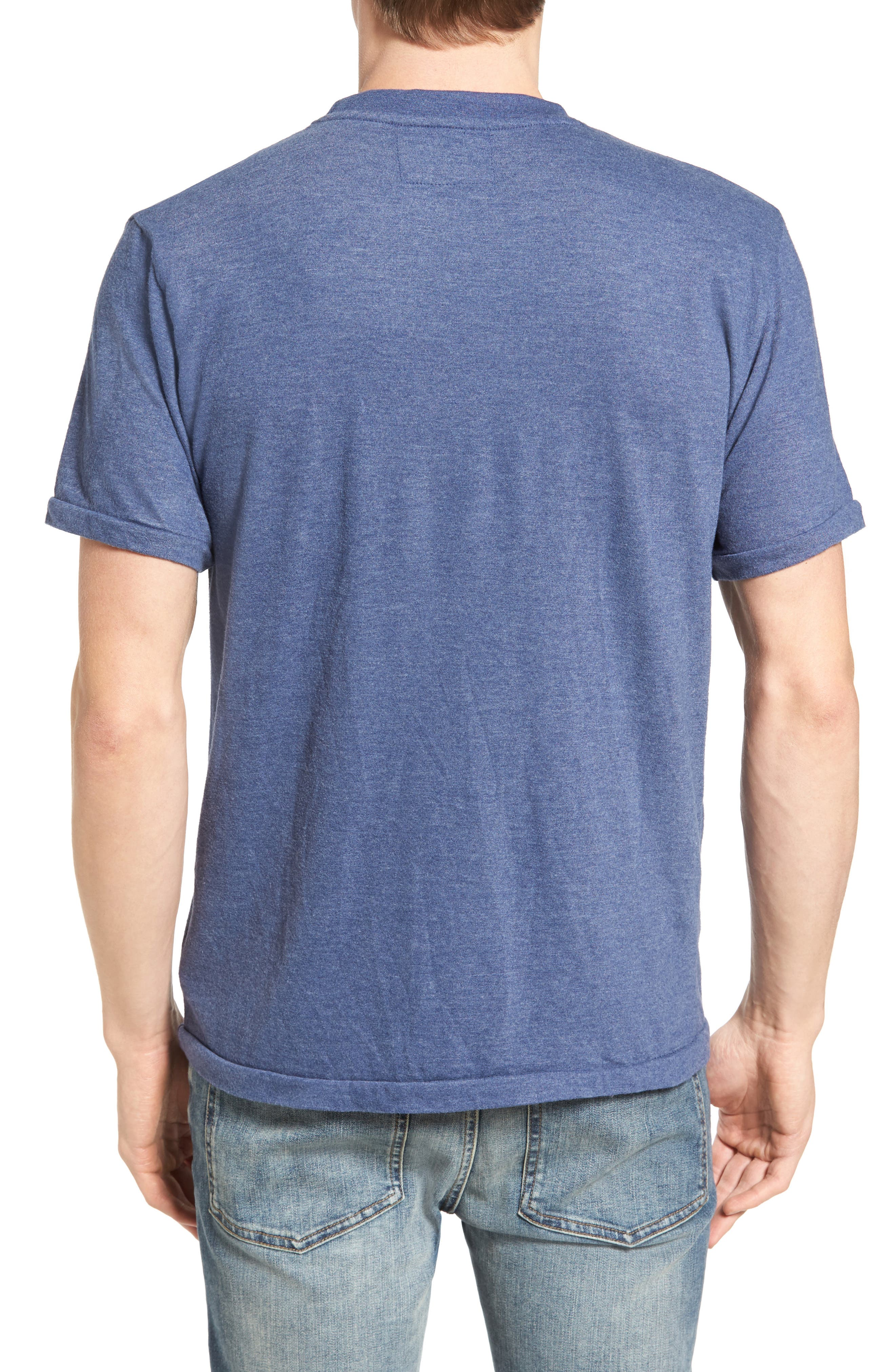 Hillwood Chicago Cubs T-Shirt,                             Alternate thumbnail 2, color,                             422