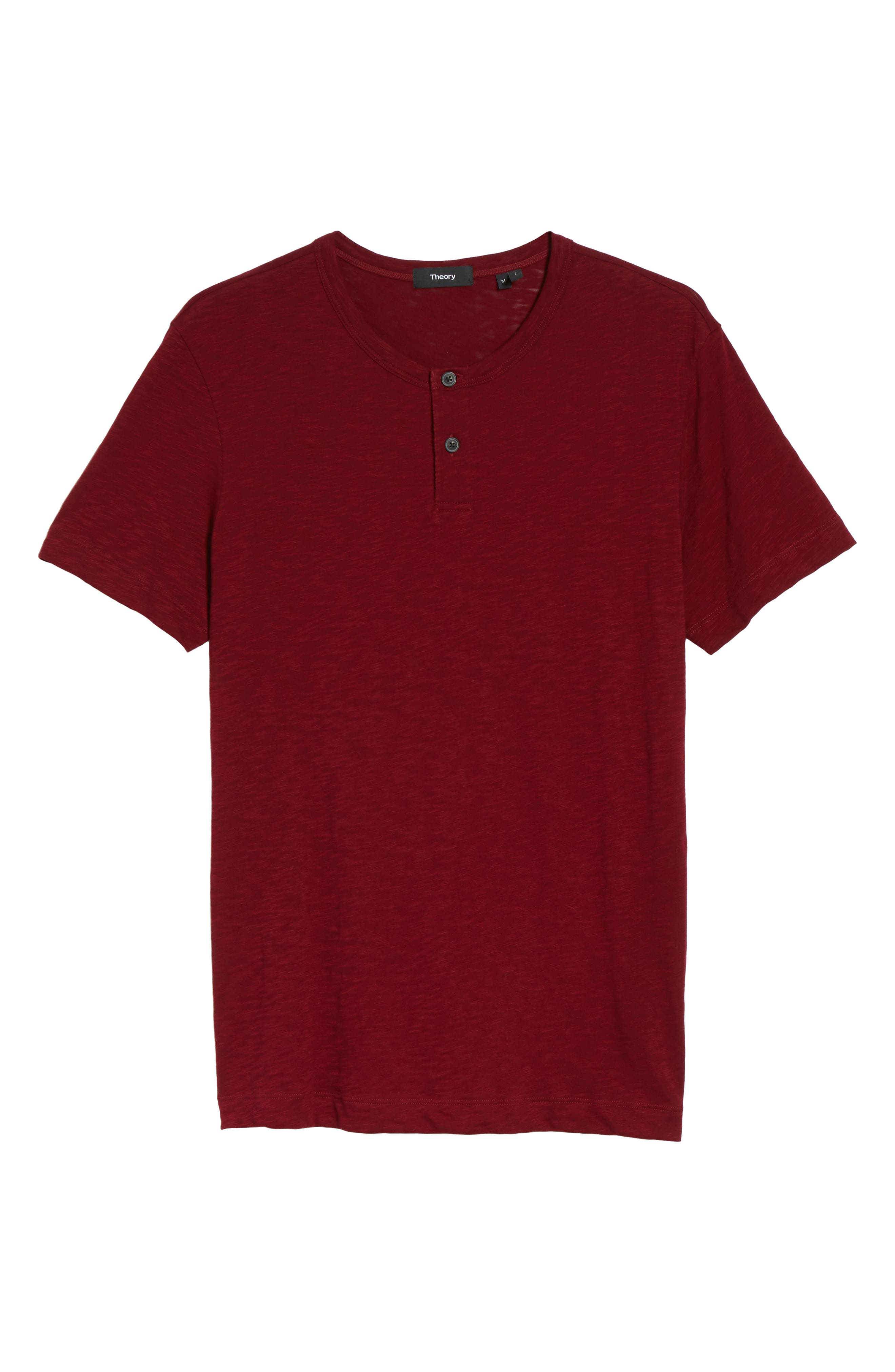 Gaskell Henley T-Shirt,                             Alternate thumbnail 37, color,
