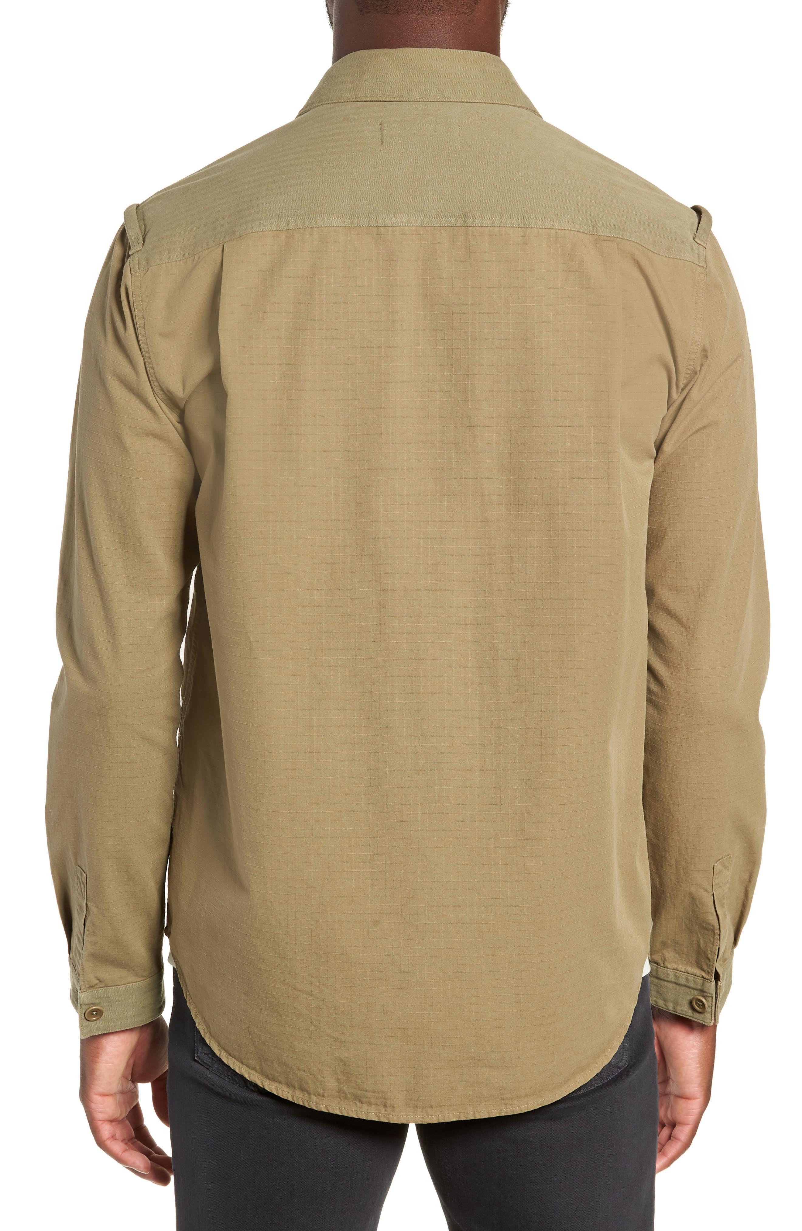 Savage Regular Fit Sport Shirt,                             Alternate thumbnail 3, color,                             300