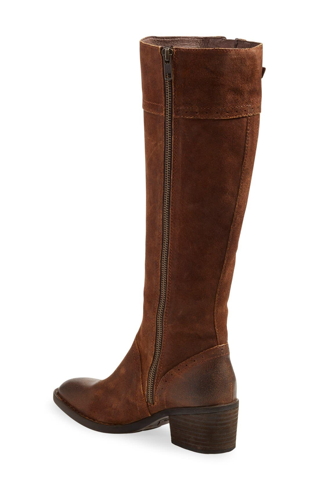 Poly Riding Boot,                             Alternate thumbnail 2, color,                             200