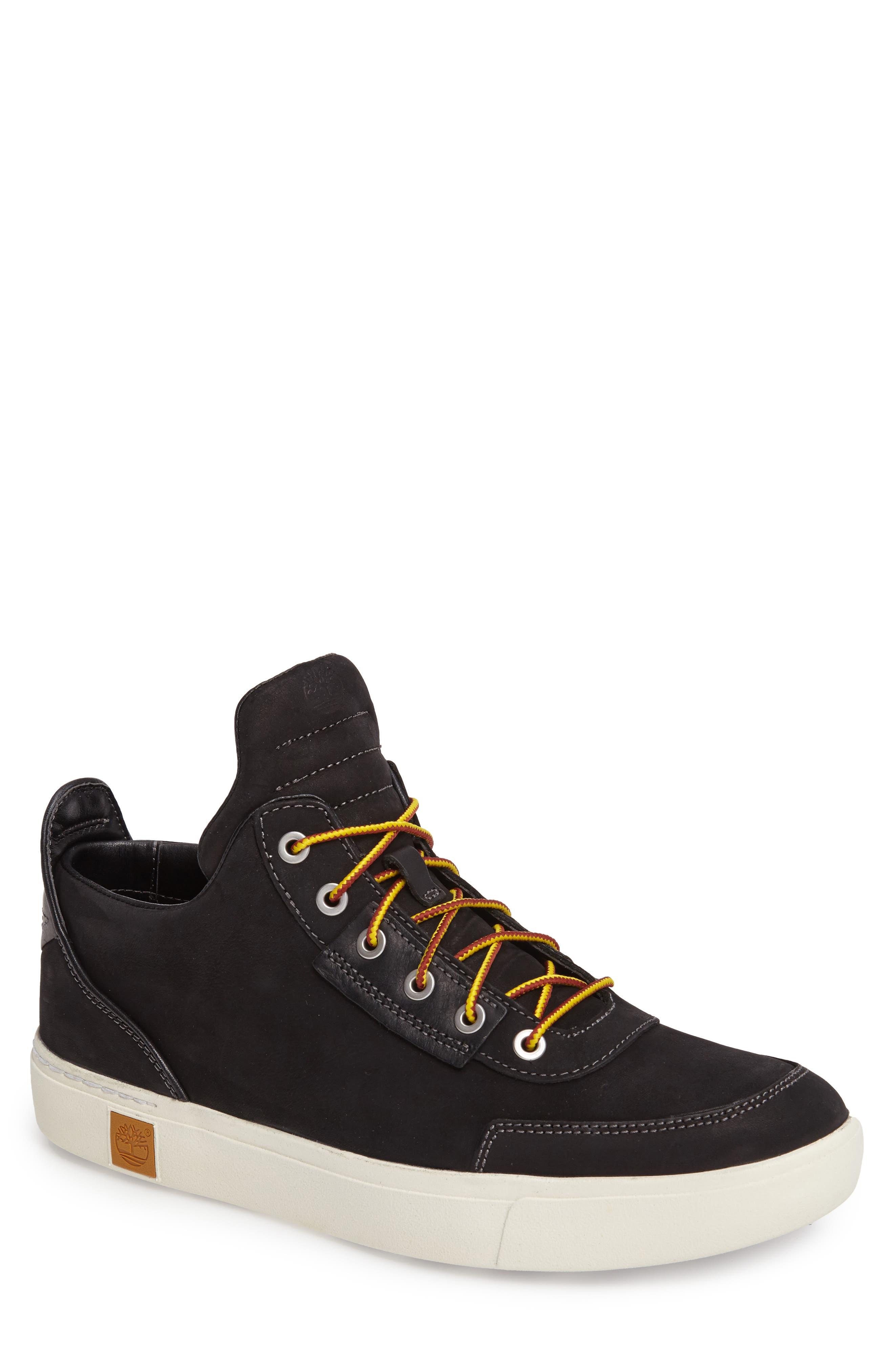 Amherst Chukka Sneaker,                             Main thumbnail 1, color,                             001