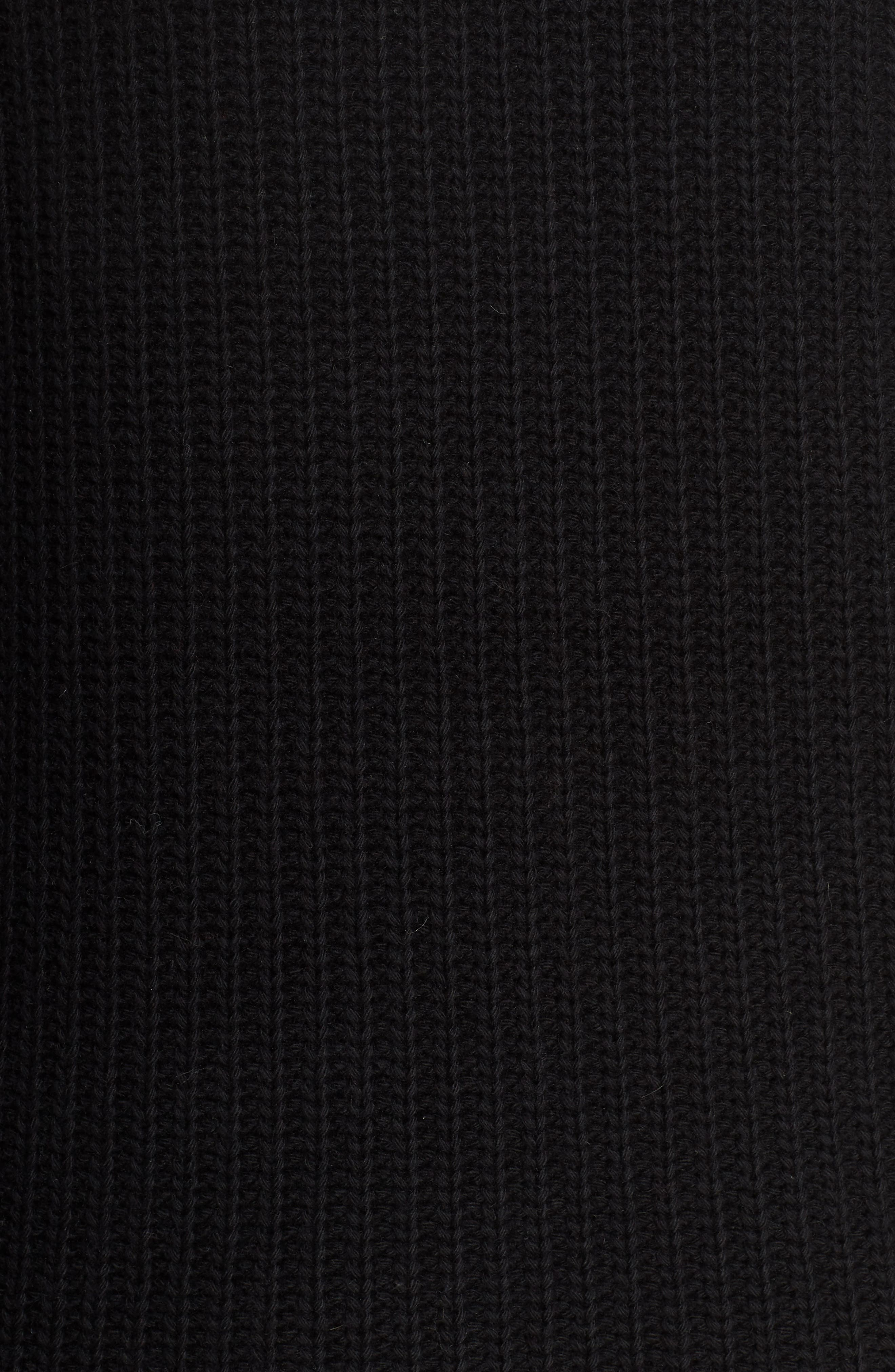 Ceanne Turtleneck Sweater,                             Alternate thumbnail 5, color,                             001