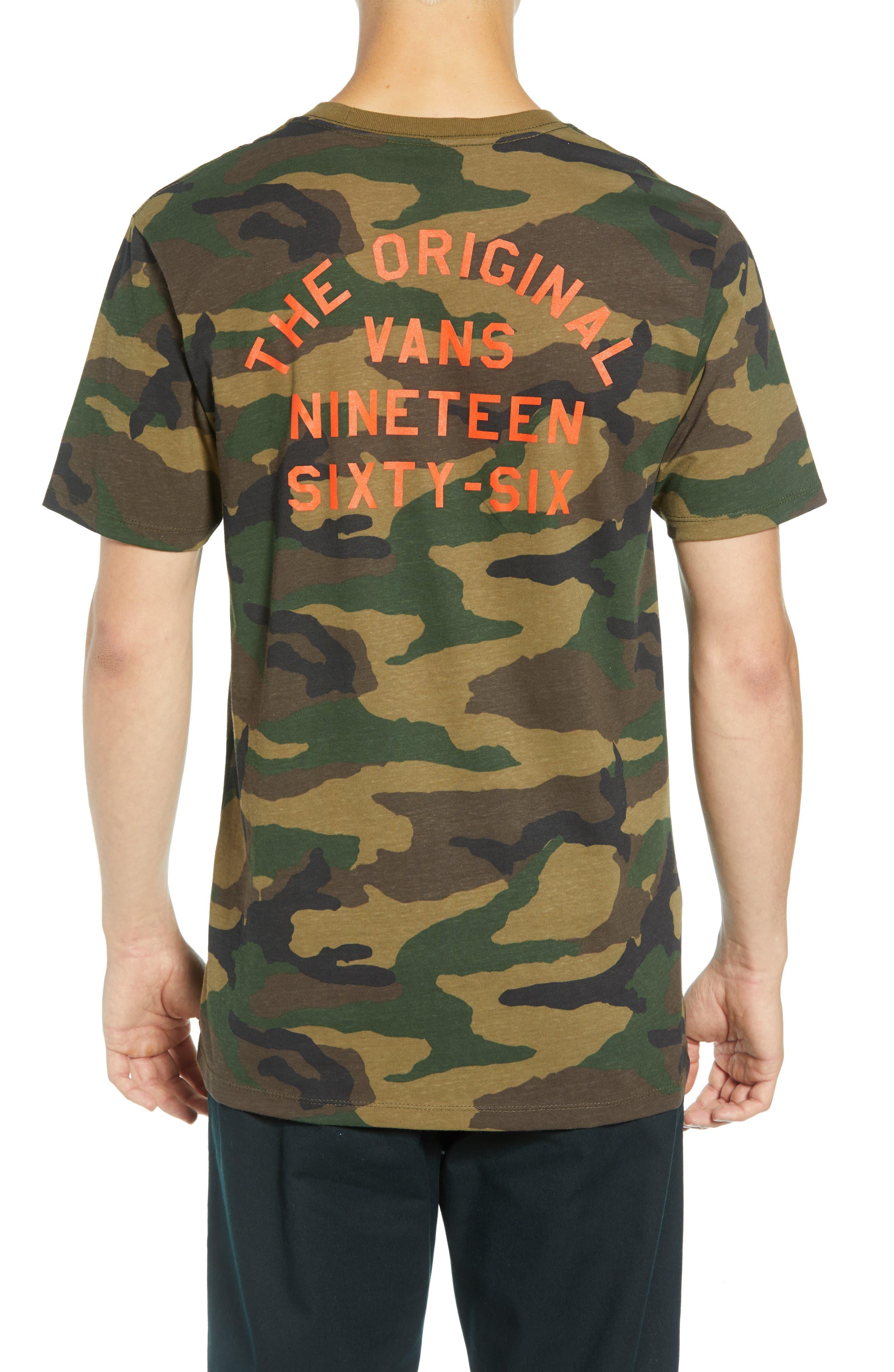 VANS,                             Spring Training T-Shirt,                             Alternate thumbnail 2, color,                             300