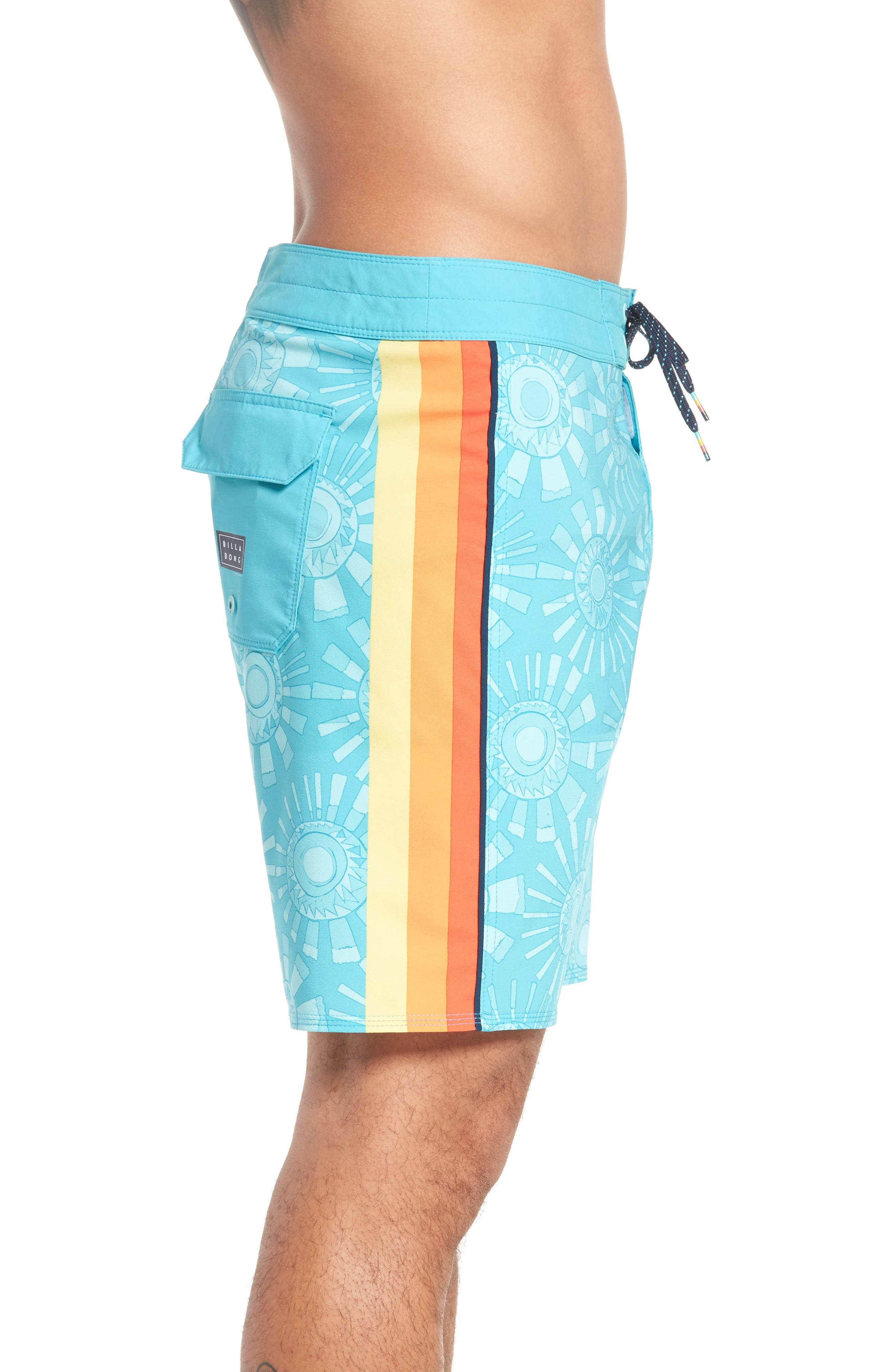 D Bah Airlite Board Shorts,                             Alternate thumbnail 15, color,