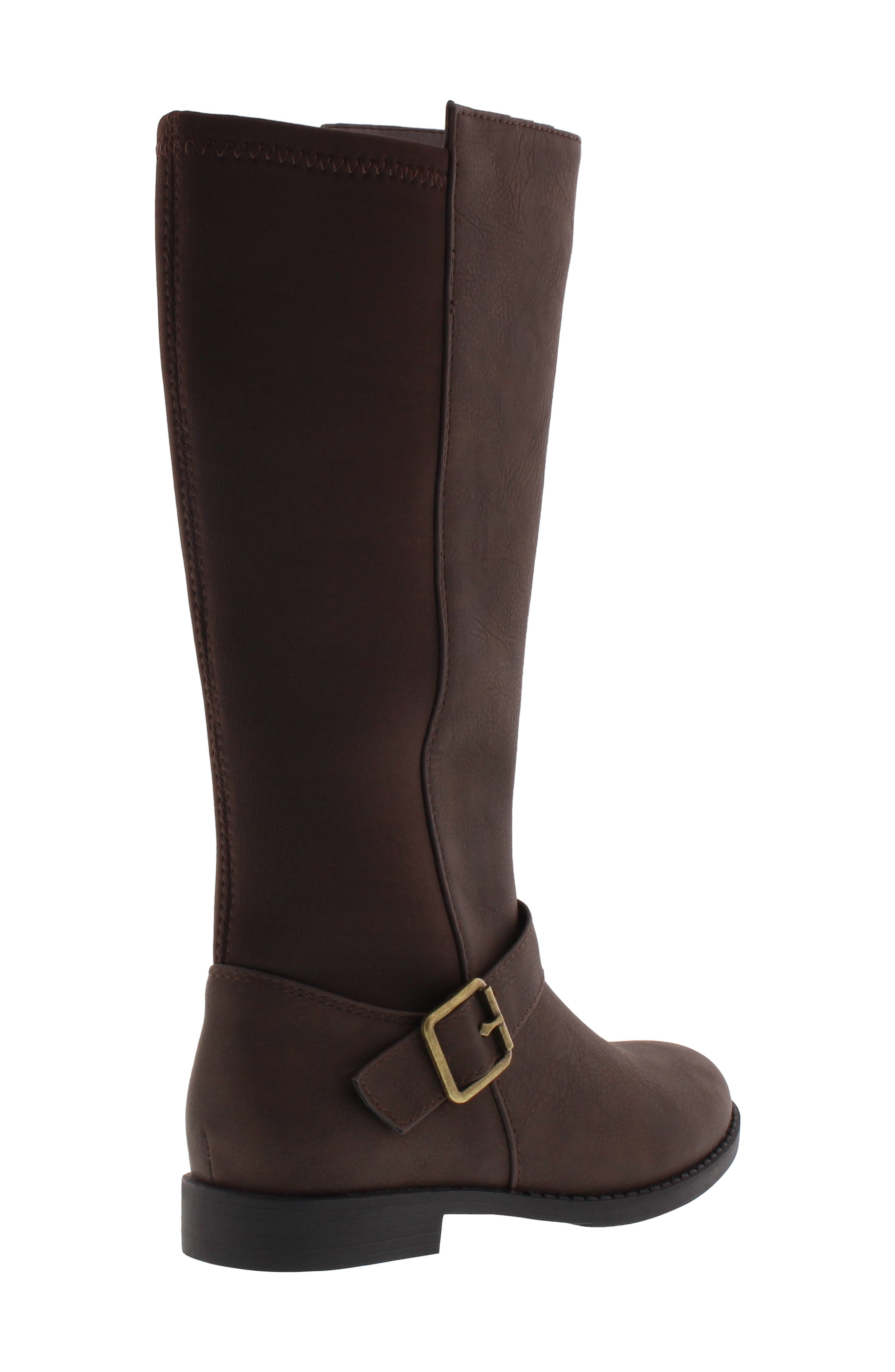 Kennedy Queen Boot,                             Alternate thumbnail 2, color,                             BROWN