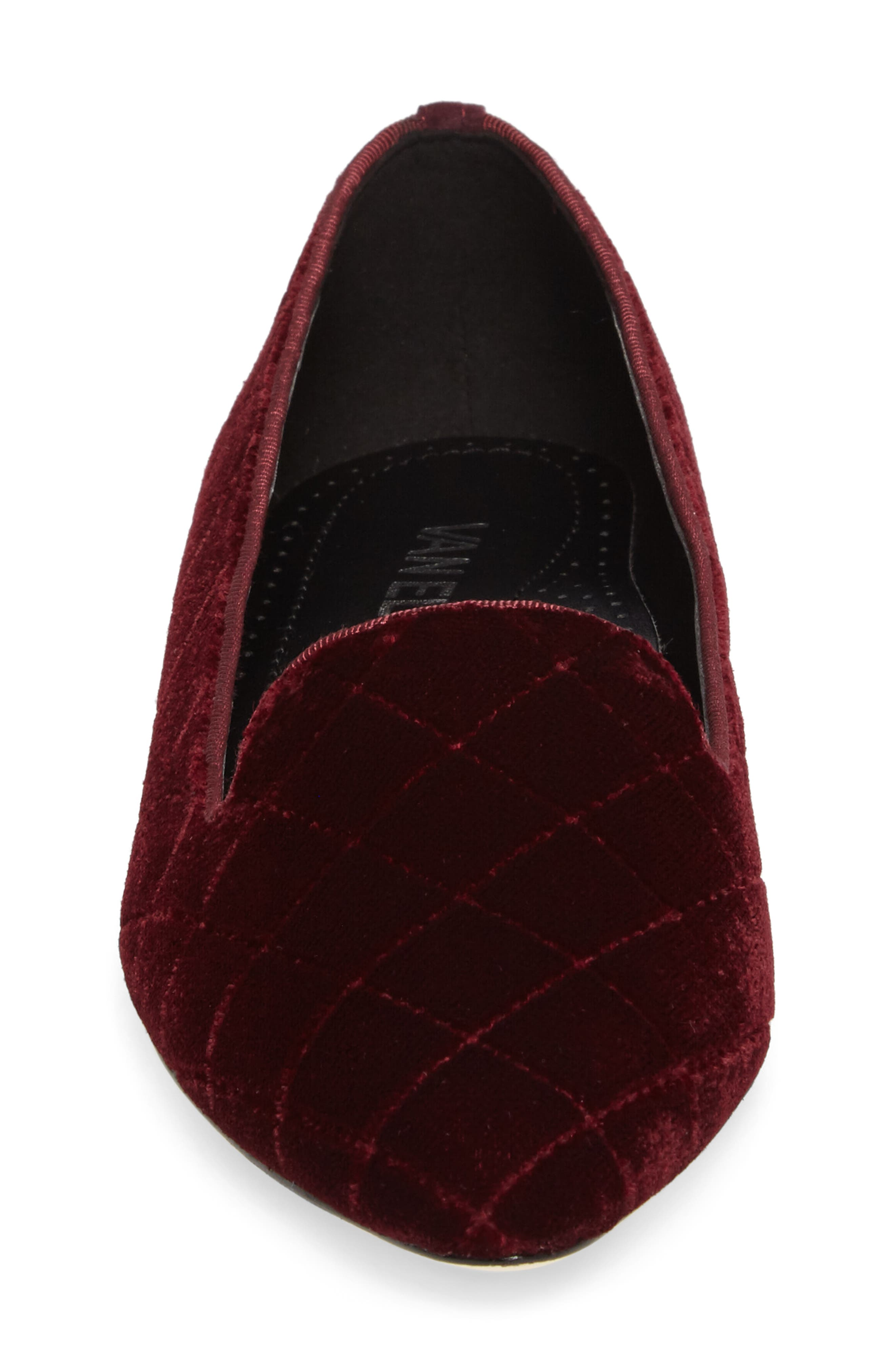 Gannie Diamond Pattern Loafer,                             Alternate thumbnail 12, color,