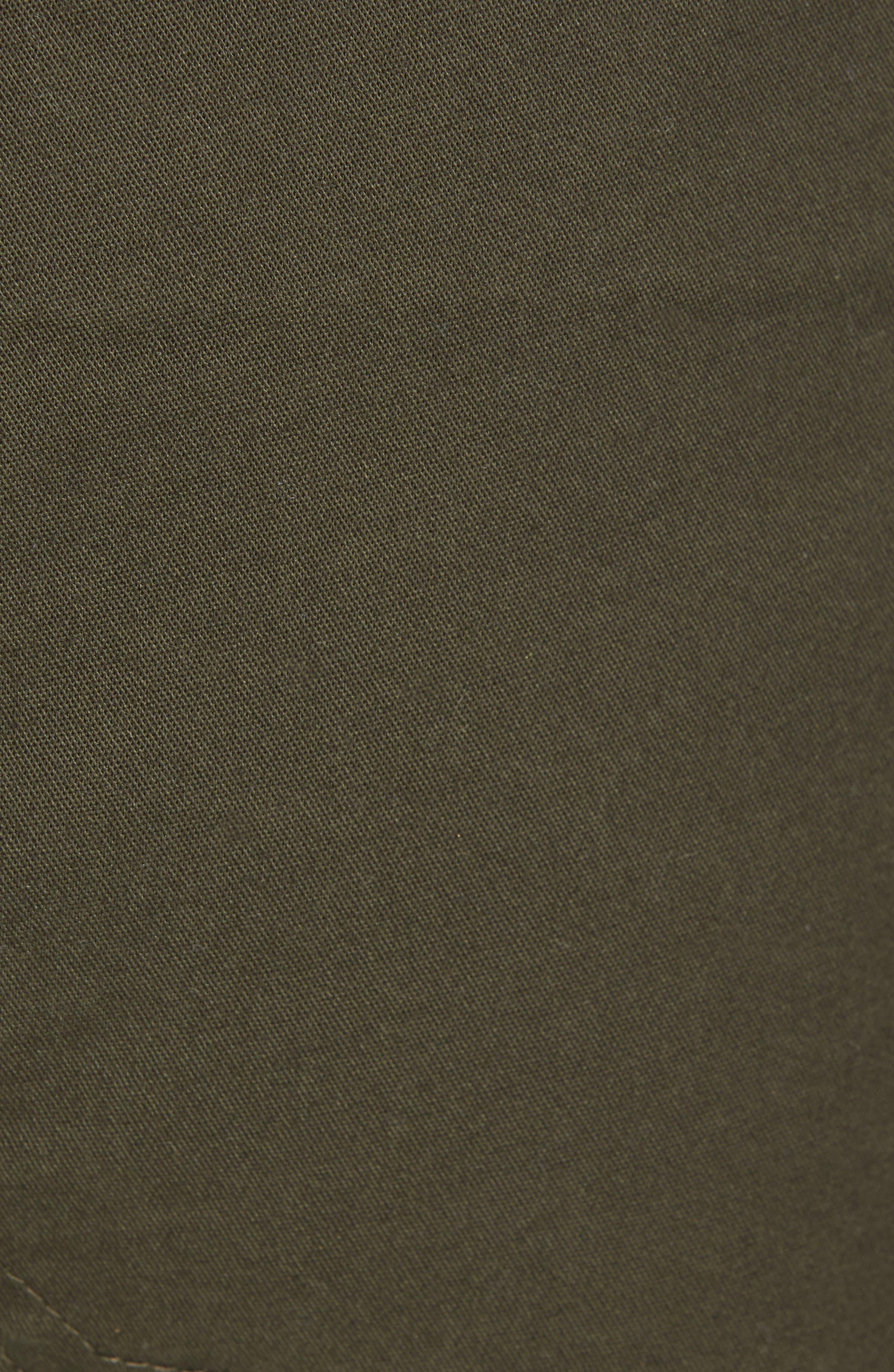 VINCE,                             Bermuda Shorts,                             Alternate thumbnail 5, color,                             ALPINE