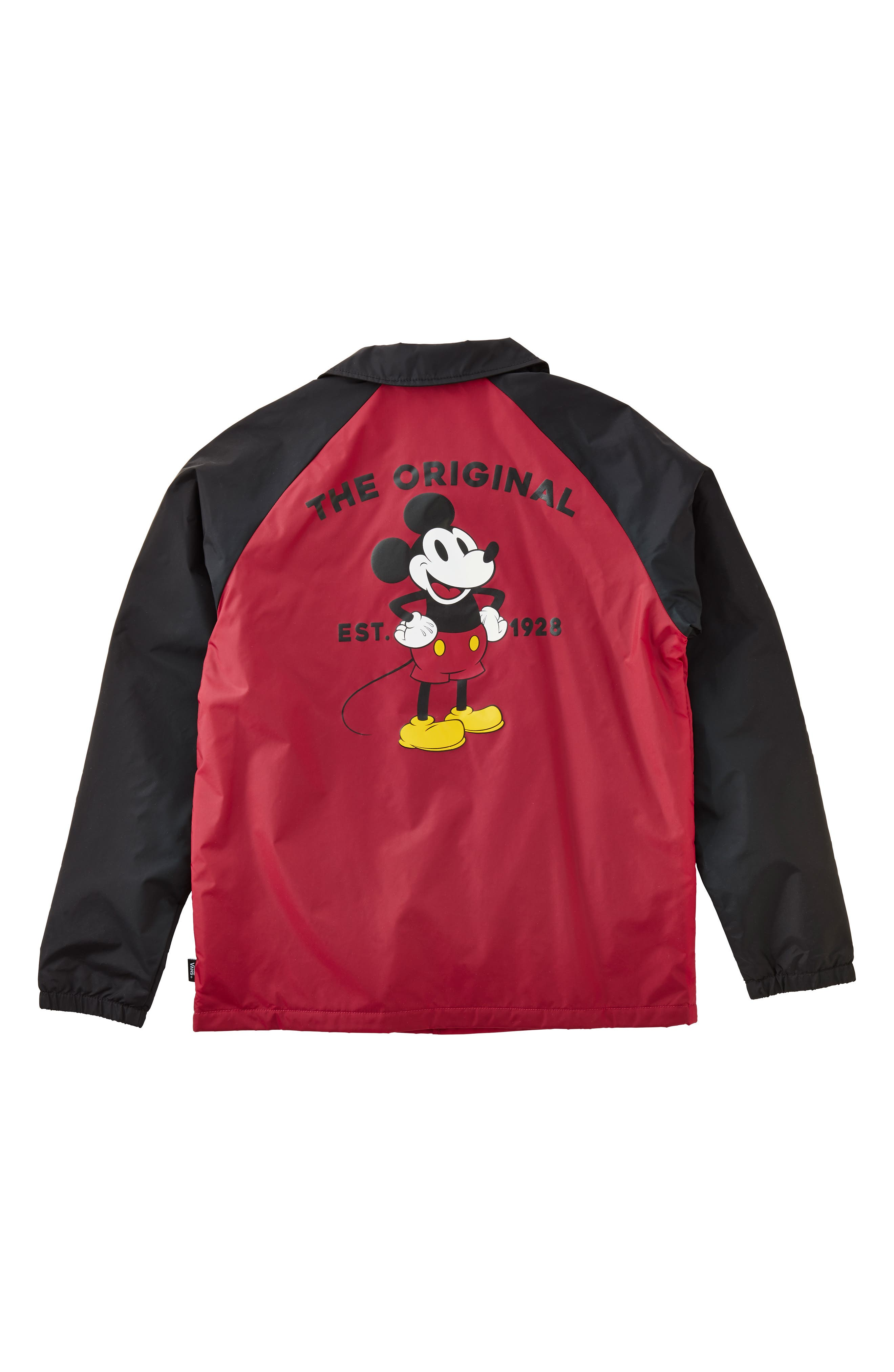 Torrey Water Resistant Jacket,                             Alternate thumbnail 2, color,                             CLASSIC MICKEY