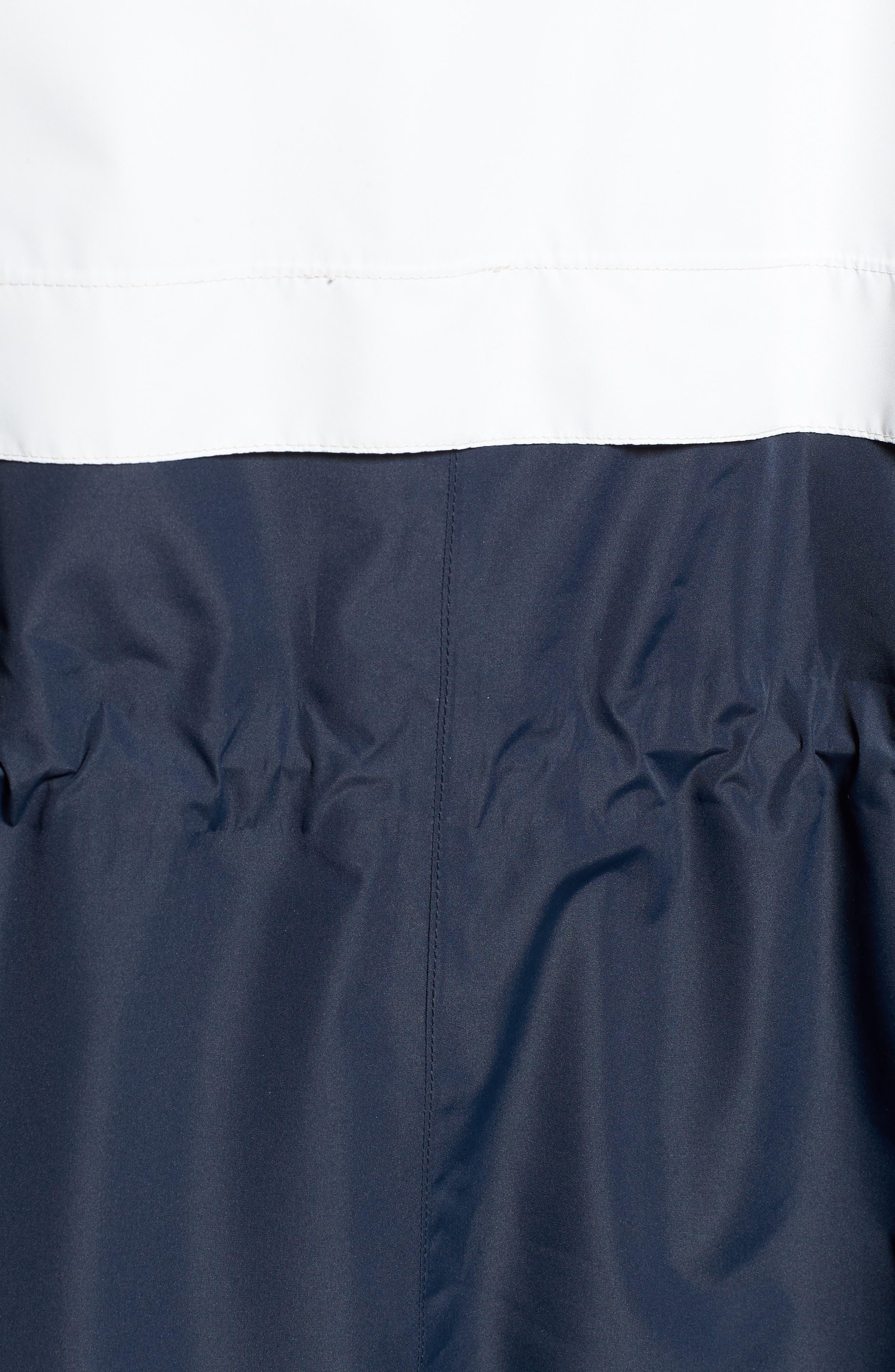 Damini Waterproof Jacket,                             Alternate thumbnail 7, color,                             410