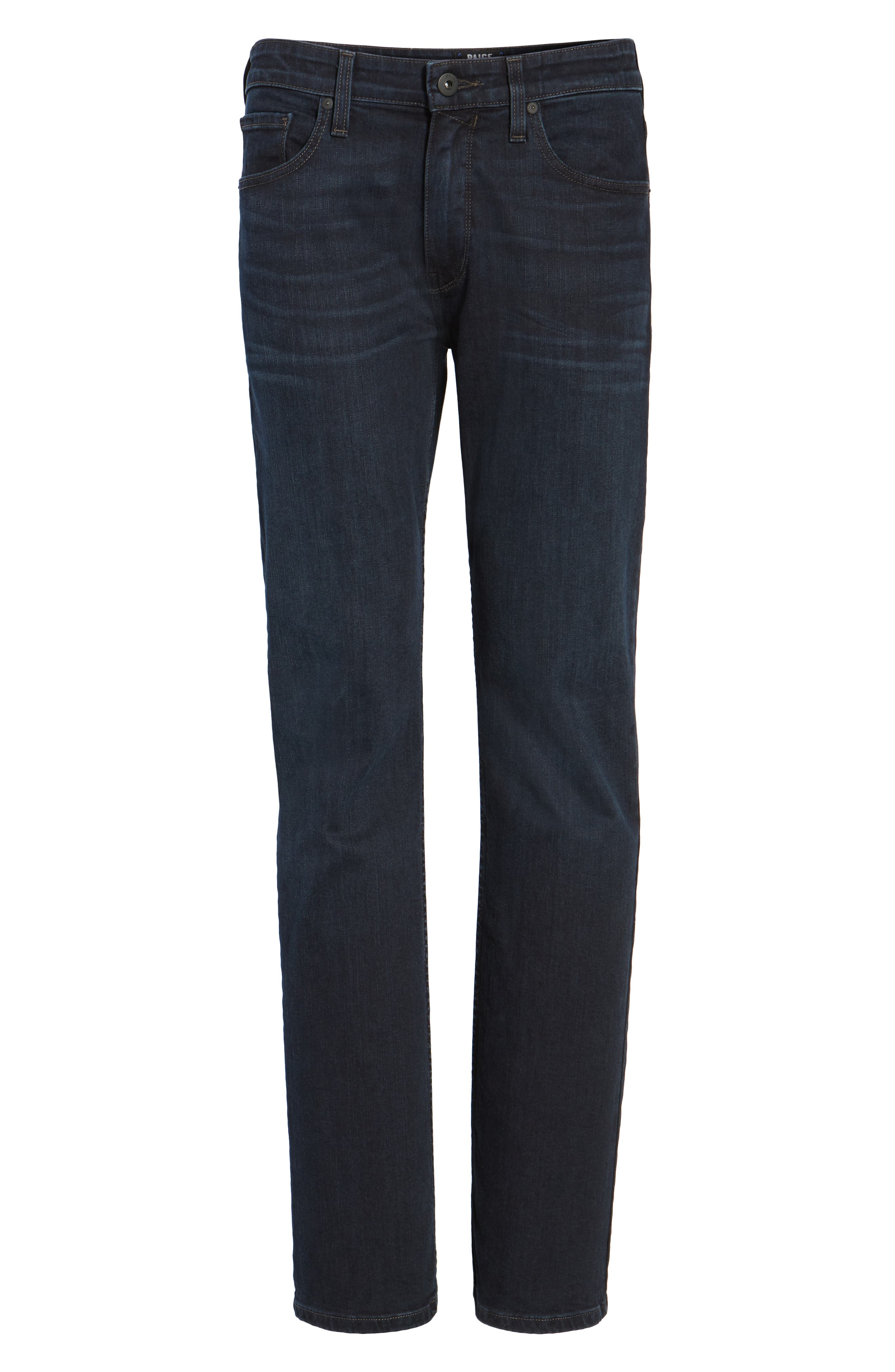 Doheny Relaxed Straight Leg Jeans,                             Alternate thumbnail 6, color,                             400