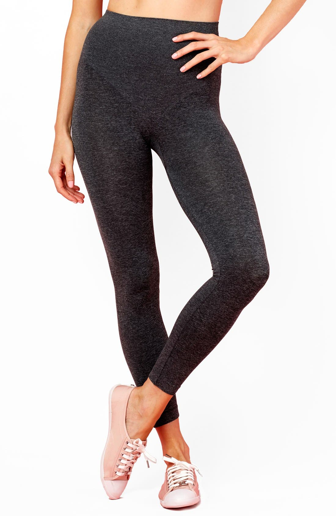 Tummy Control Postpartum Leggings,                         Main,                         color, 030