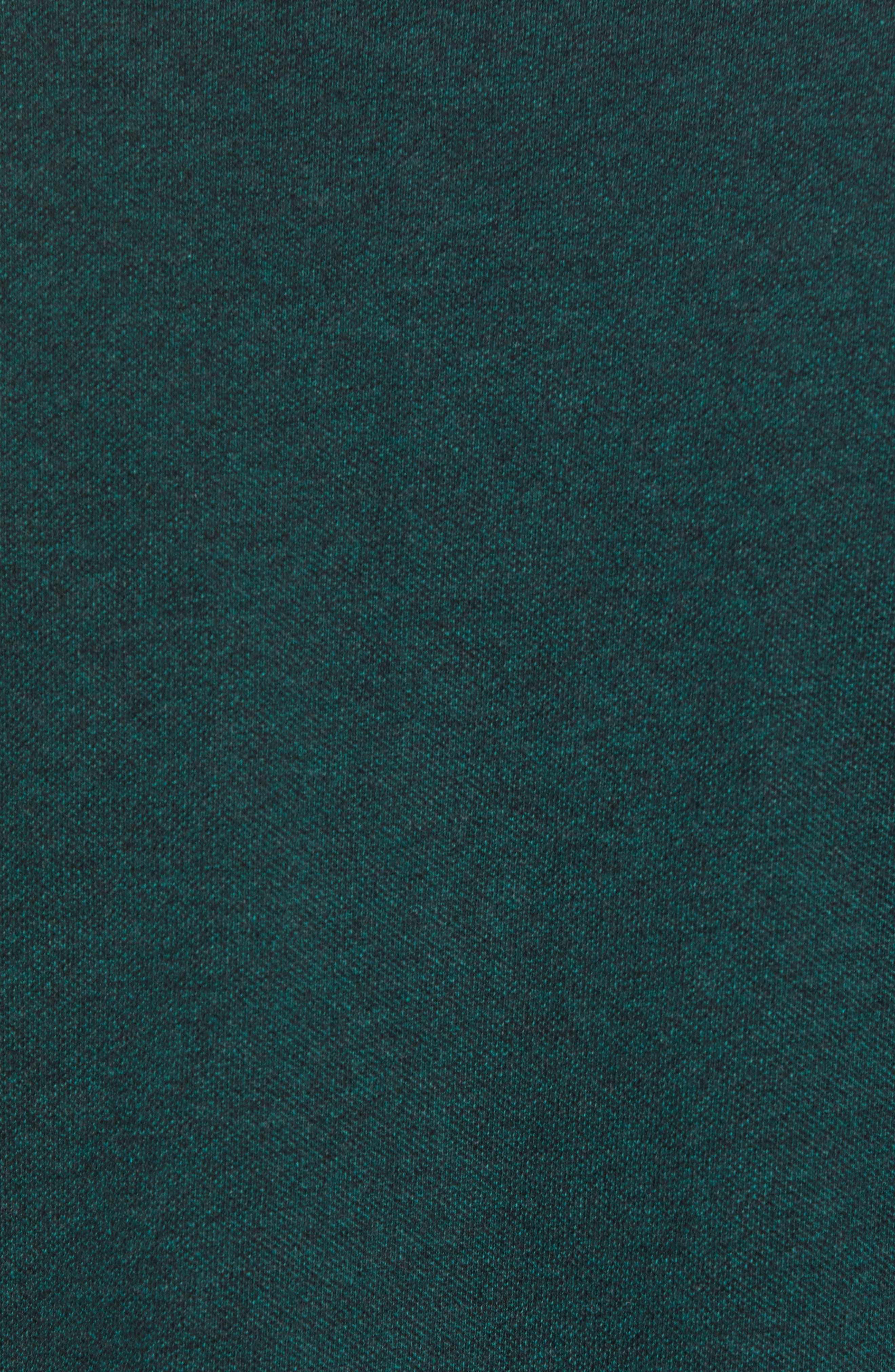Long Sleeve Piqué Polo,                             Alternate thumbnail 5, color,                             PIN MOULINE