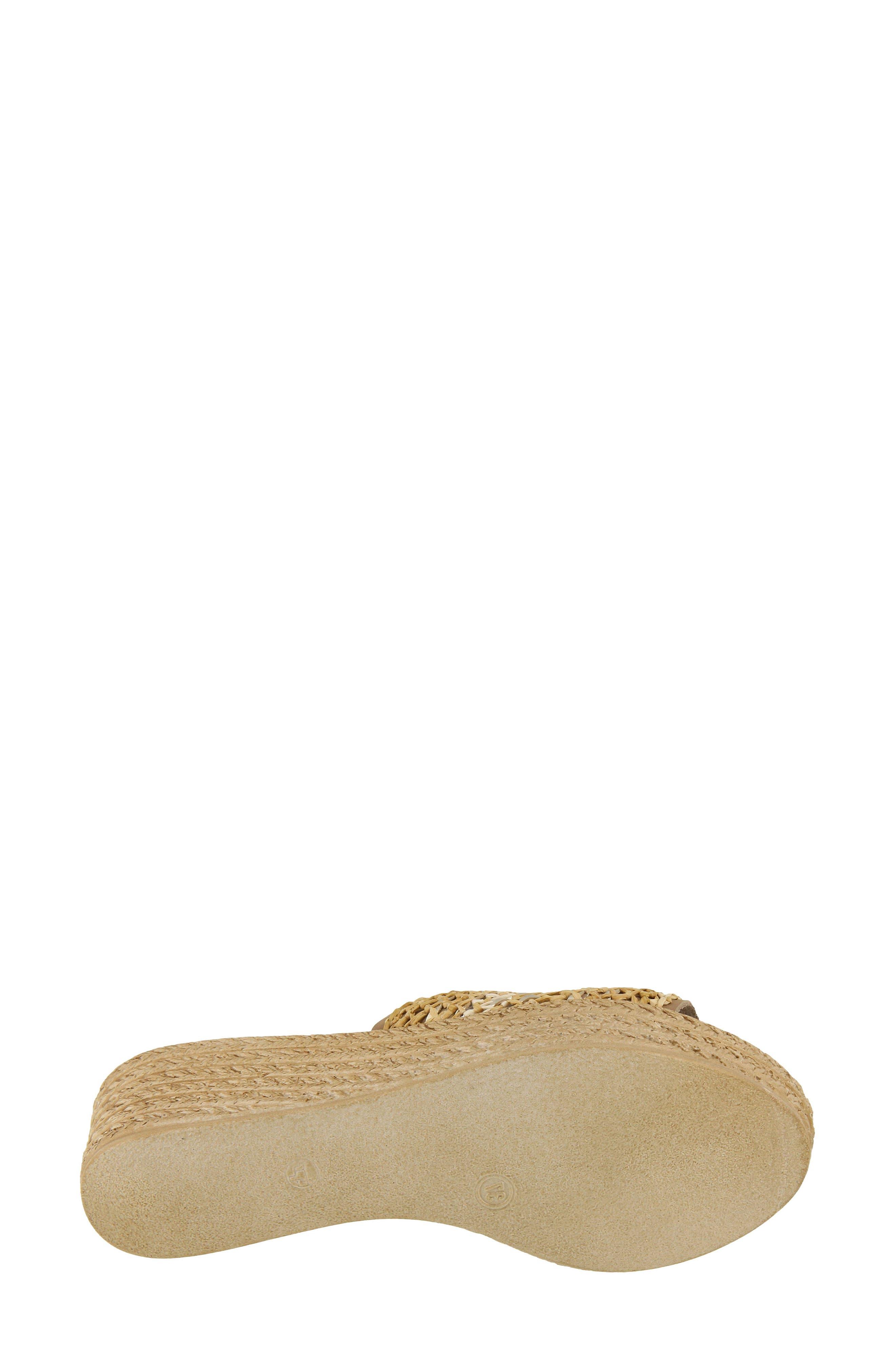 Calci Espadrille Wedge Sandal,                             Alternate thumbnail 14, color,