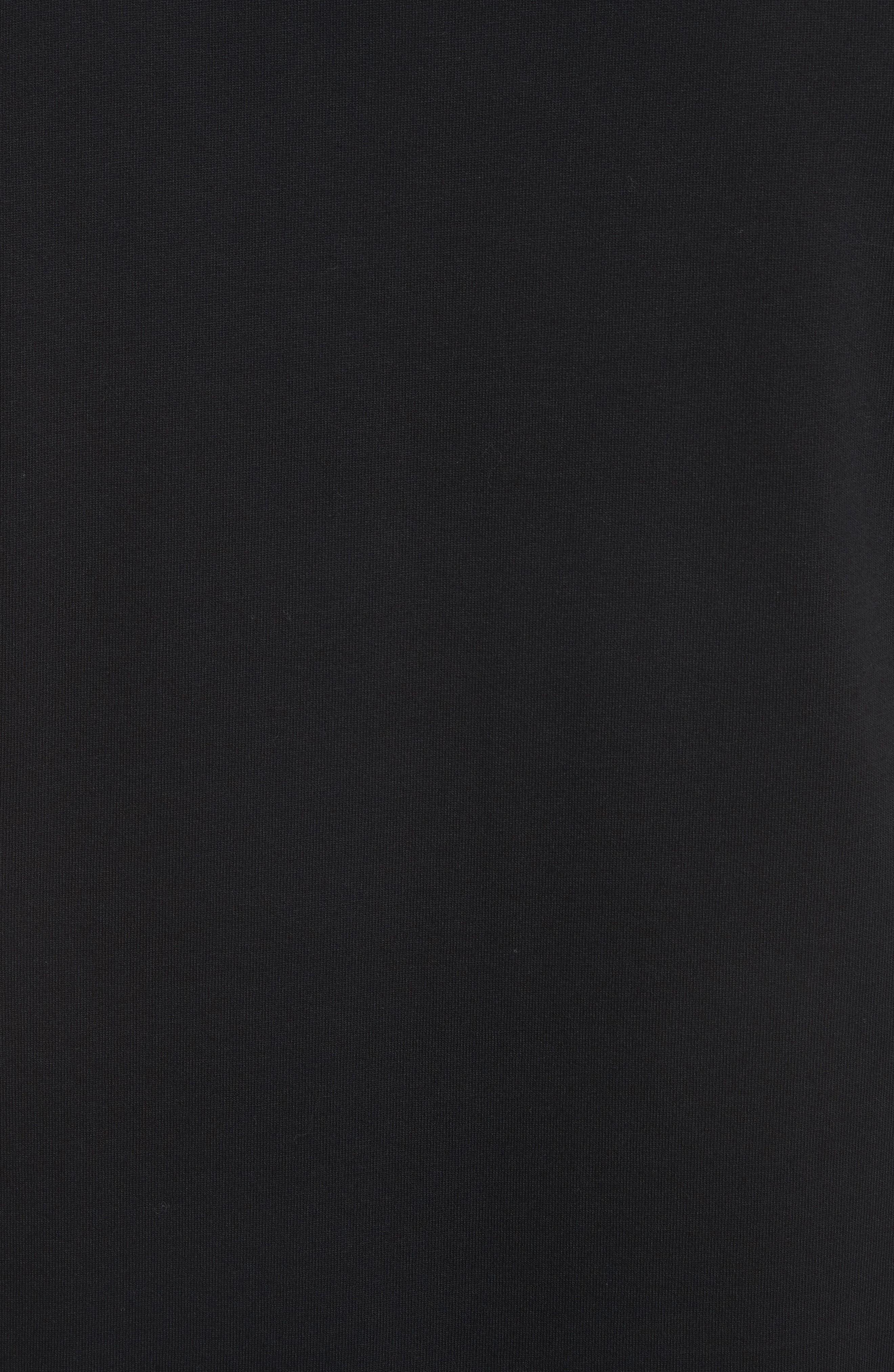 Pinstripe Pocket T-Shirt,                             Alternate thumbnail 5, color,