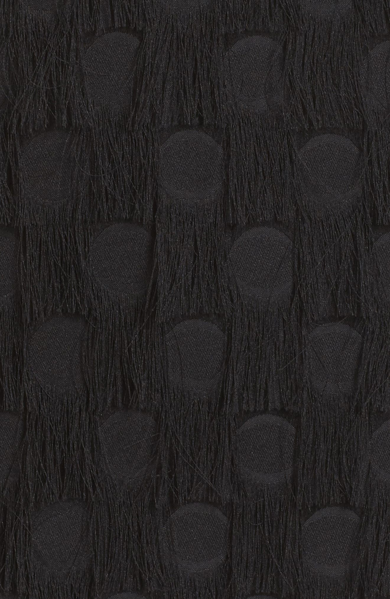 ALI & JAY,                             Shake Your Tail Feathers Minidress,                             Alternate thumbnail 5, color,                             001