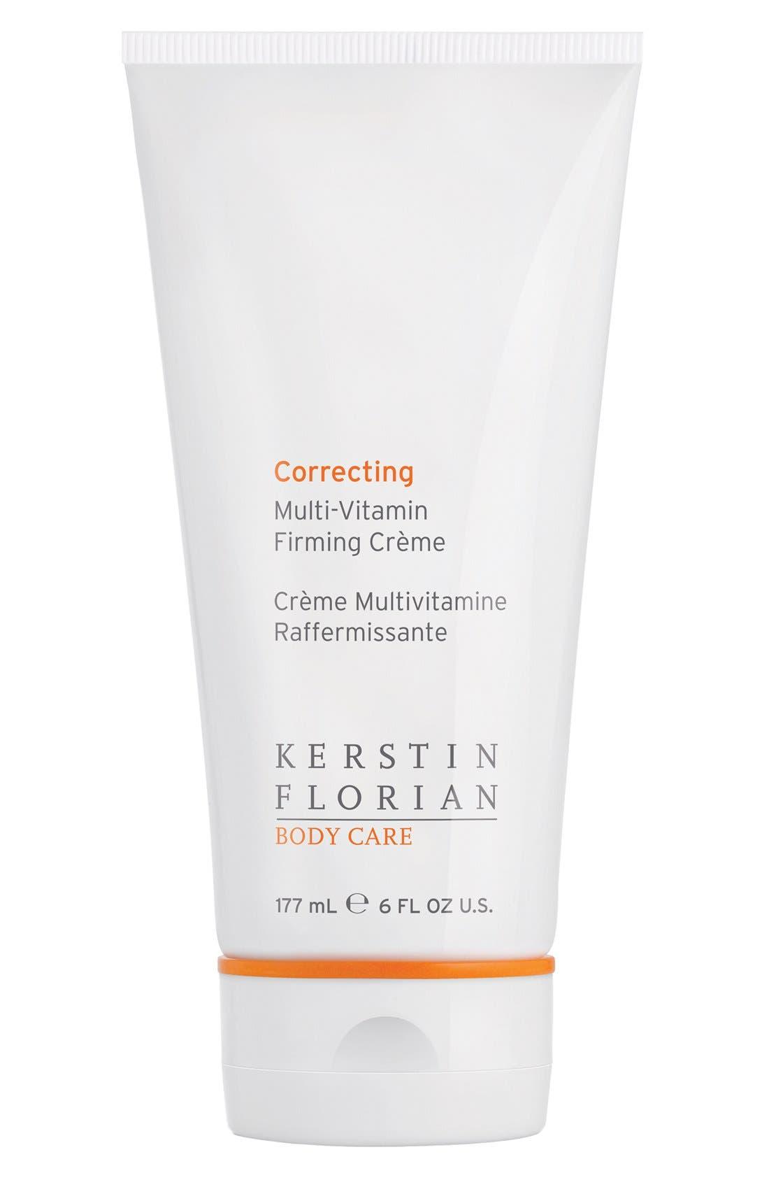 Correcting Multi-Vitamin Firming Crème,                         Main,                         color,