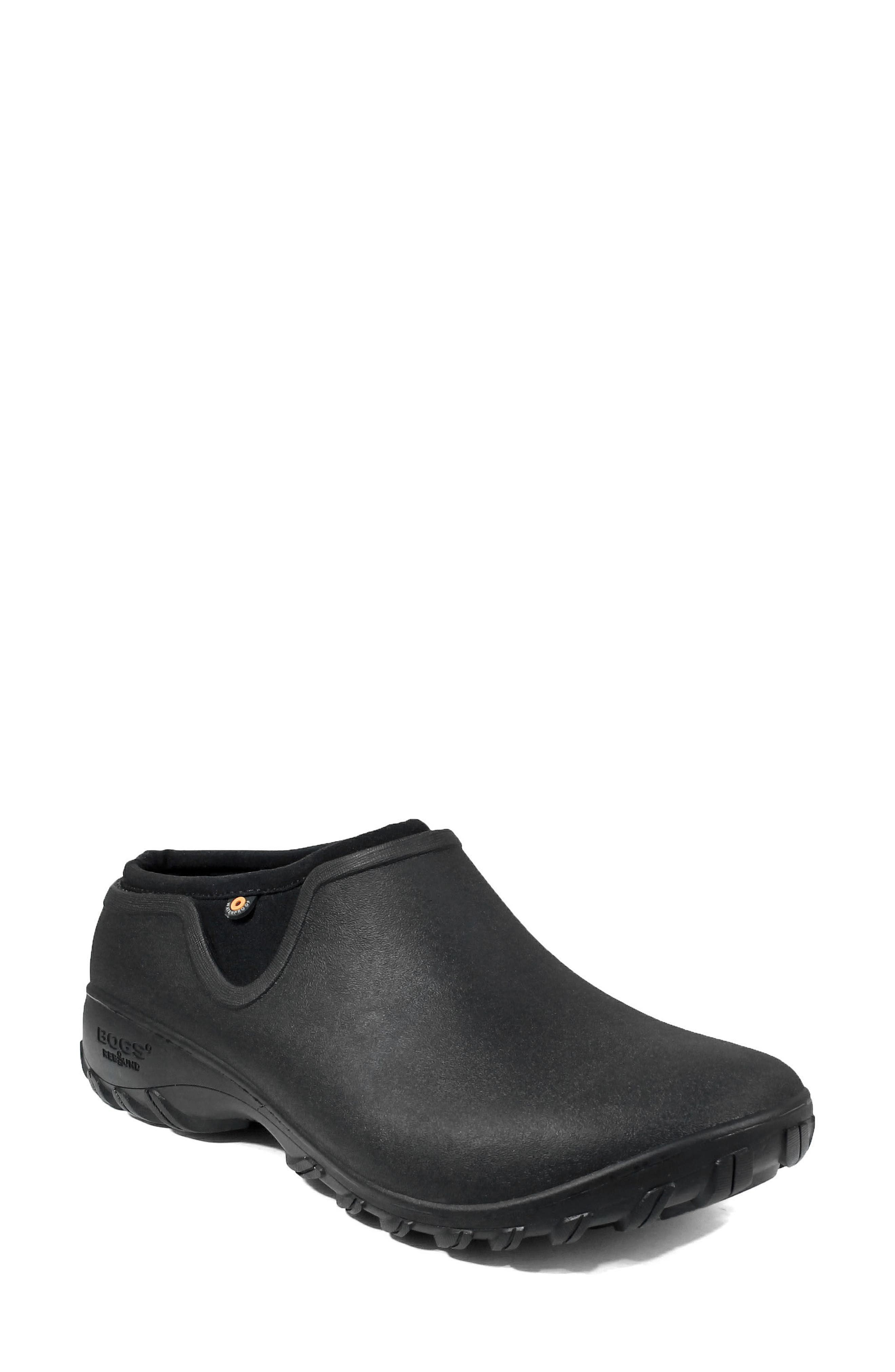 Bogs Sauvie Clog, Black