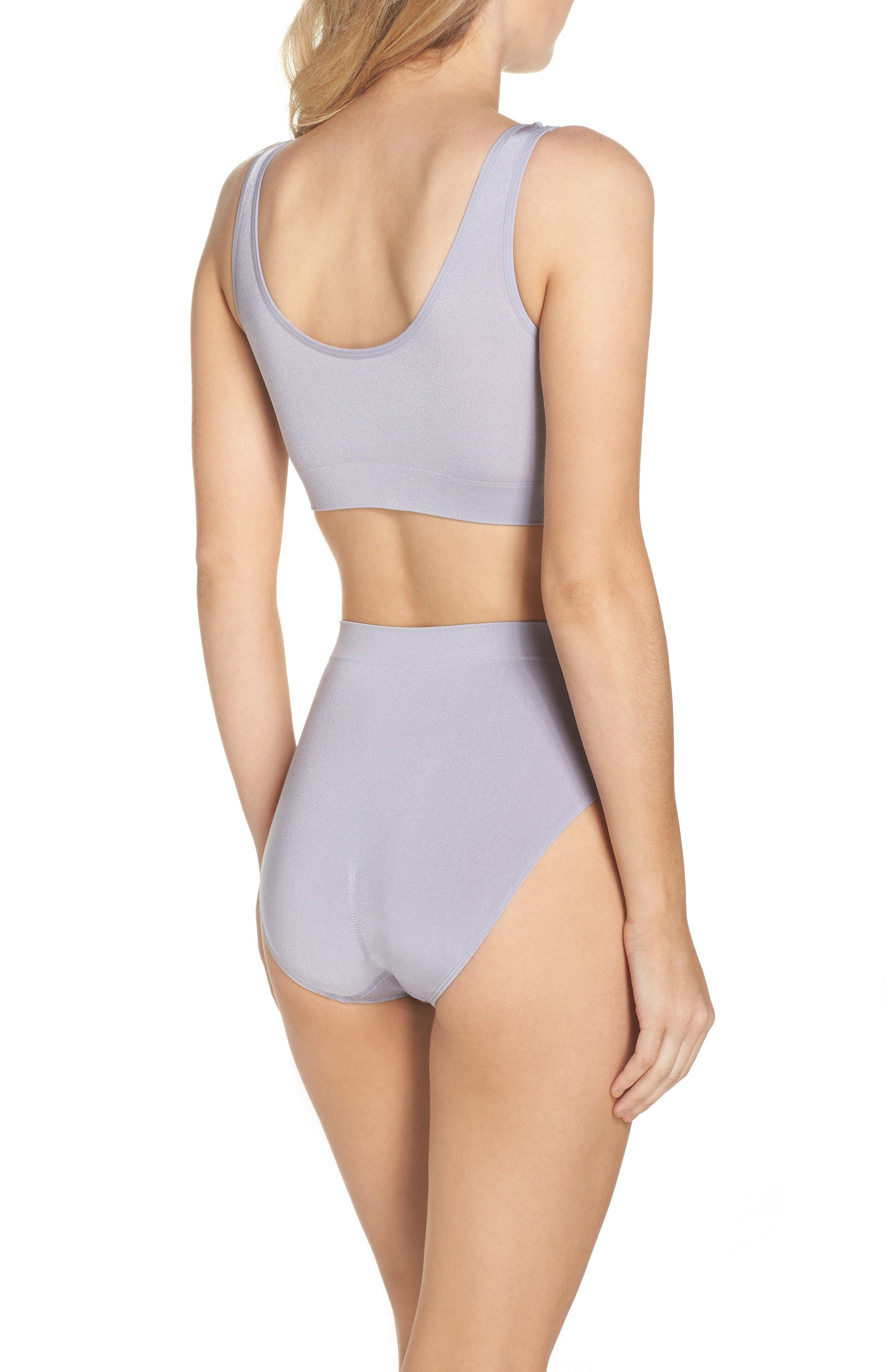 WACOAL,                             B Smooth Seamless Bralette,                             Alternate thumbnail 9, color,                             038