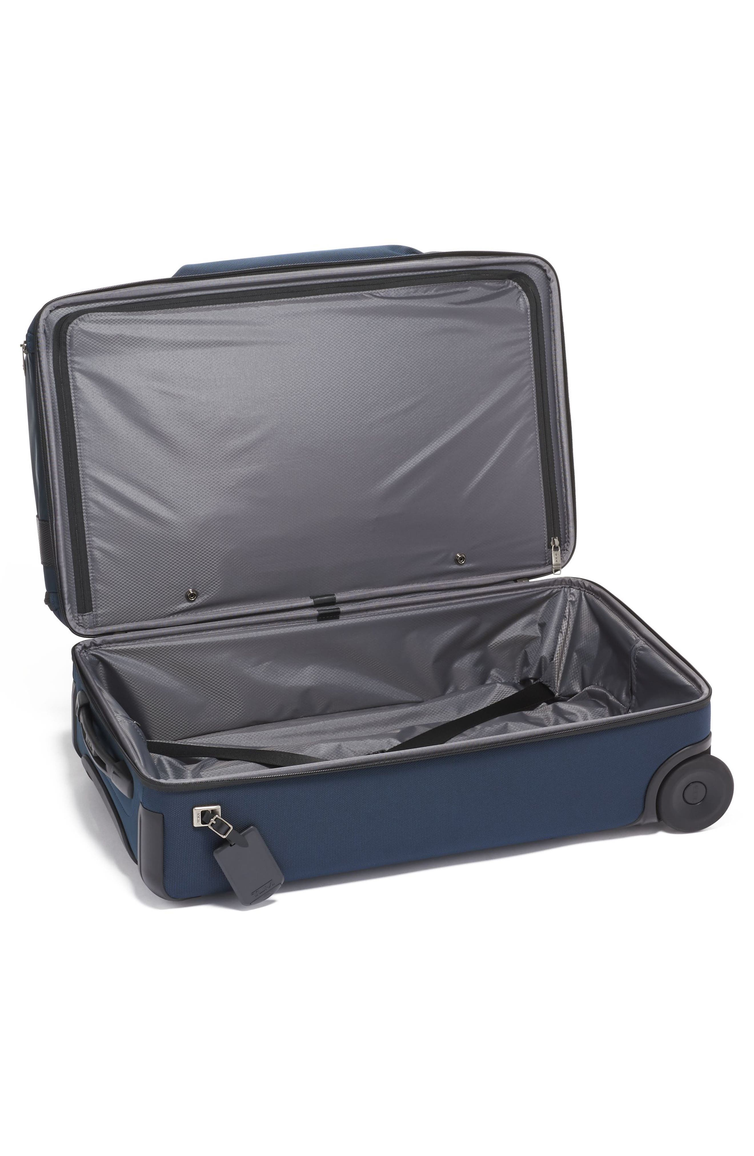 Merge Wheeled Duffel Packing Case,                             Alternate thumbnail 2, color,                             NAVY