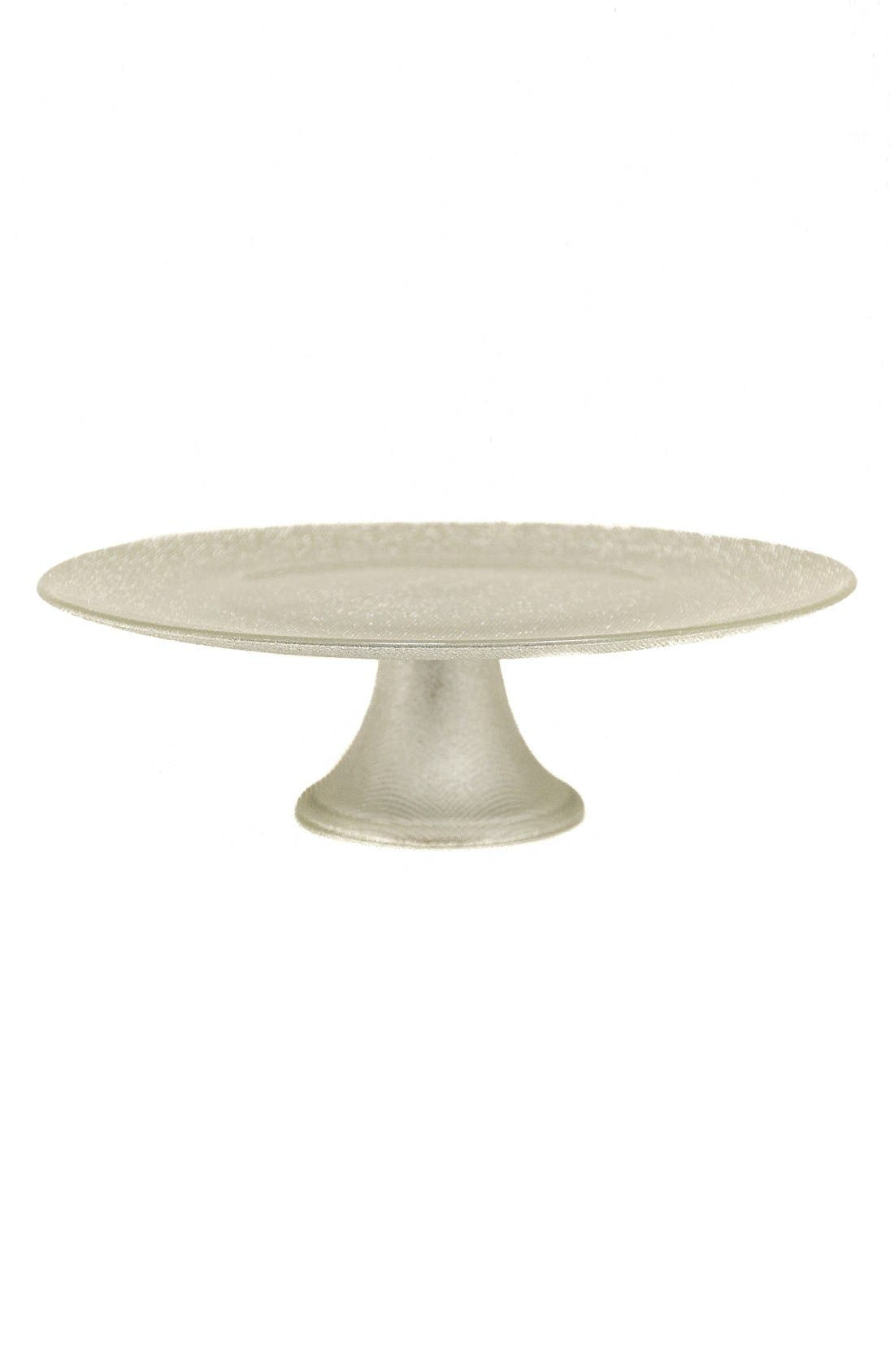 Footed Cake Stand,                             Main thumbnail 1, color,                             040