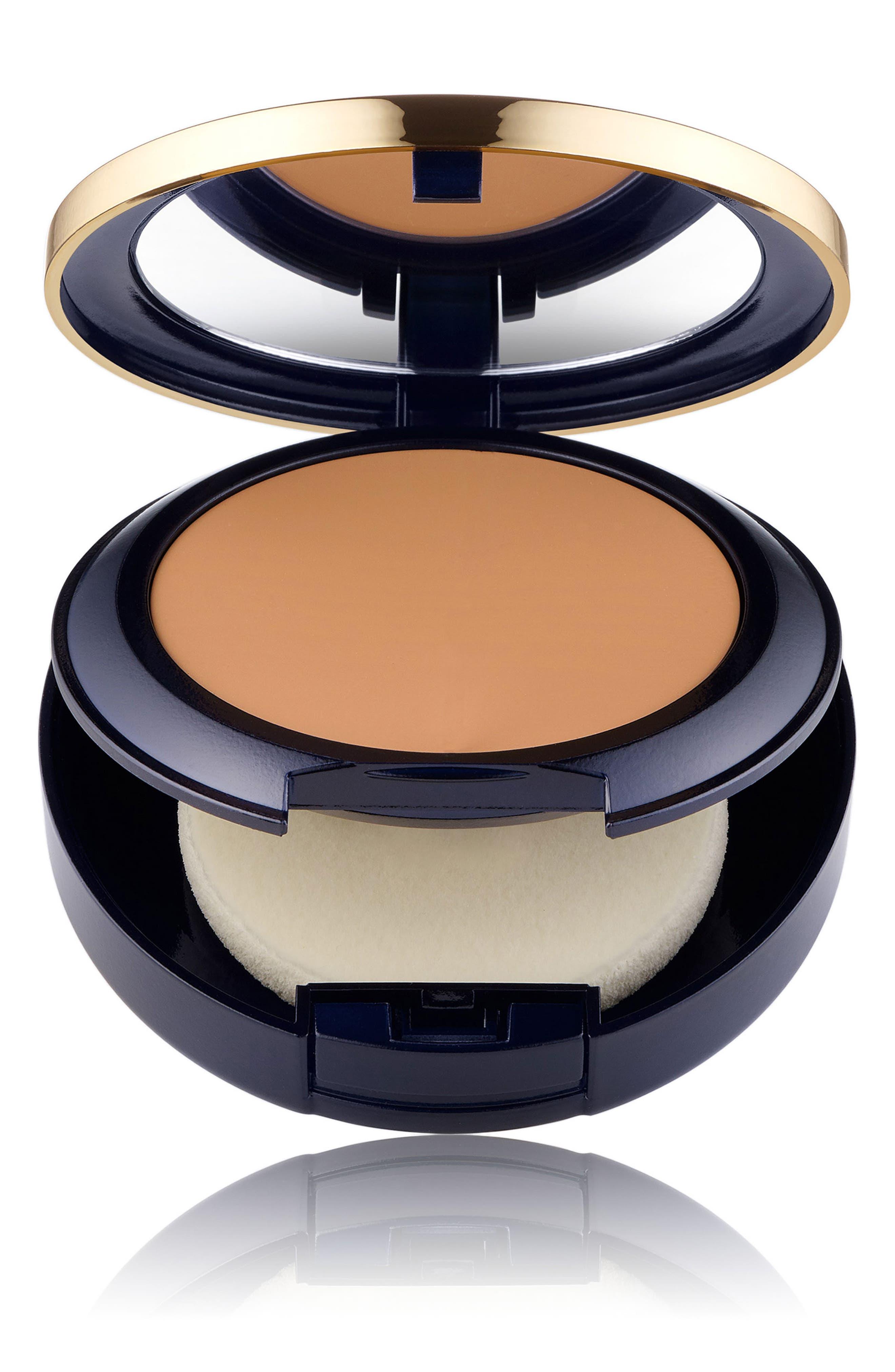 Estee Lauder Double Wear Stay In Place Matte Powder Foundation - 6N1 Mocha