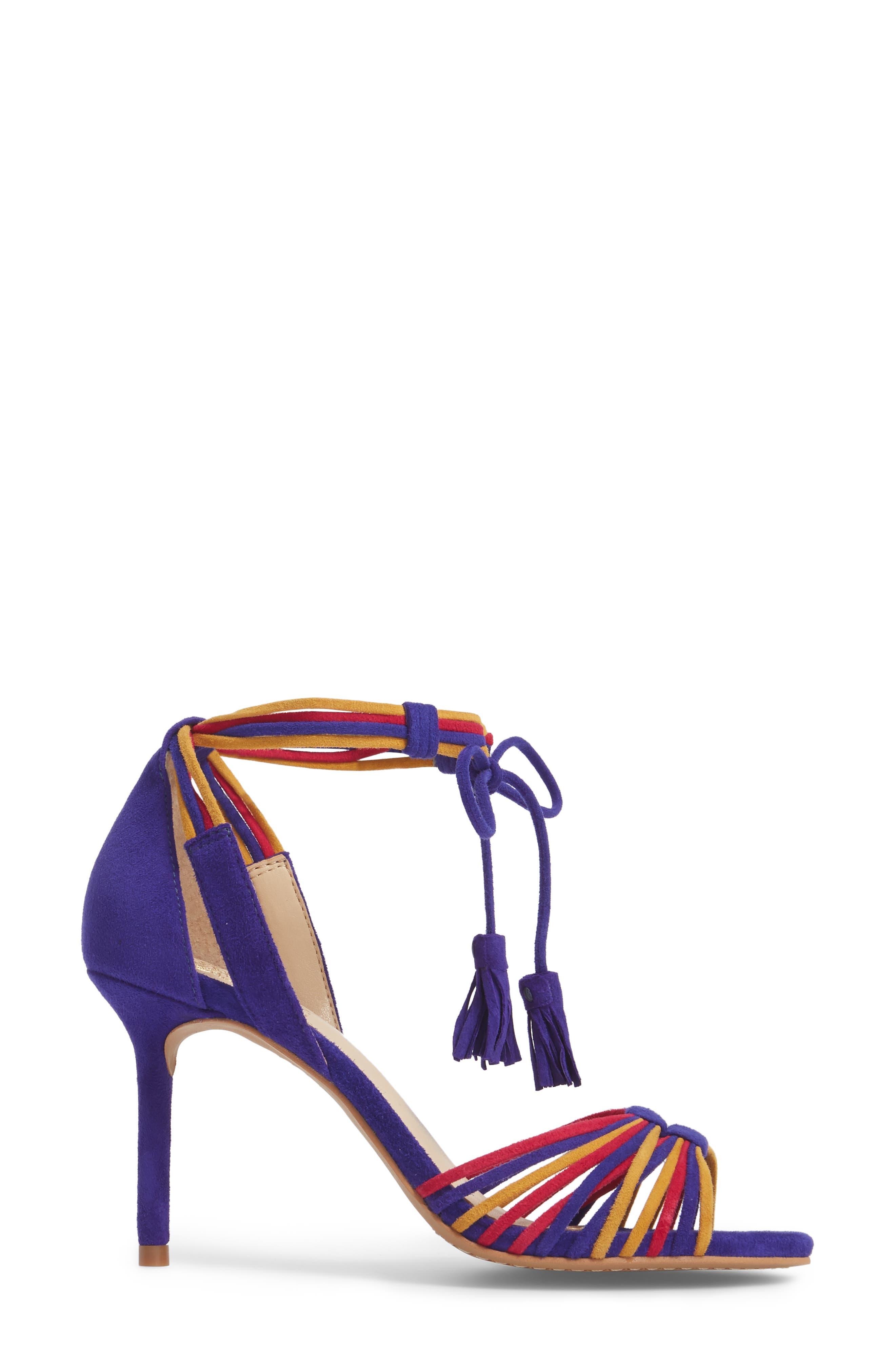 Stellima Tassel Sandal,                             Alternate thumbnail 22, color,