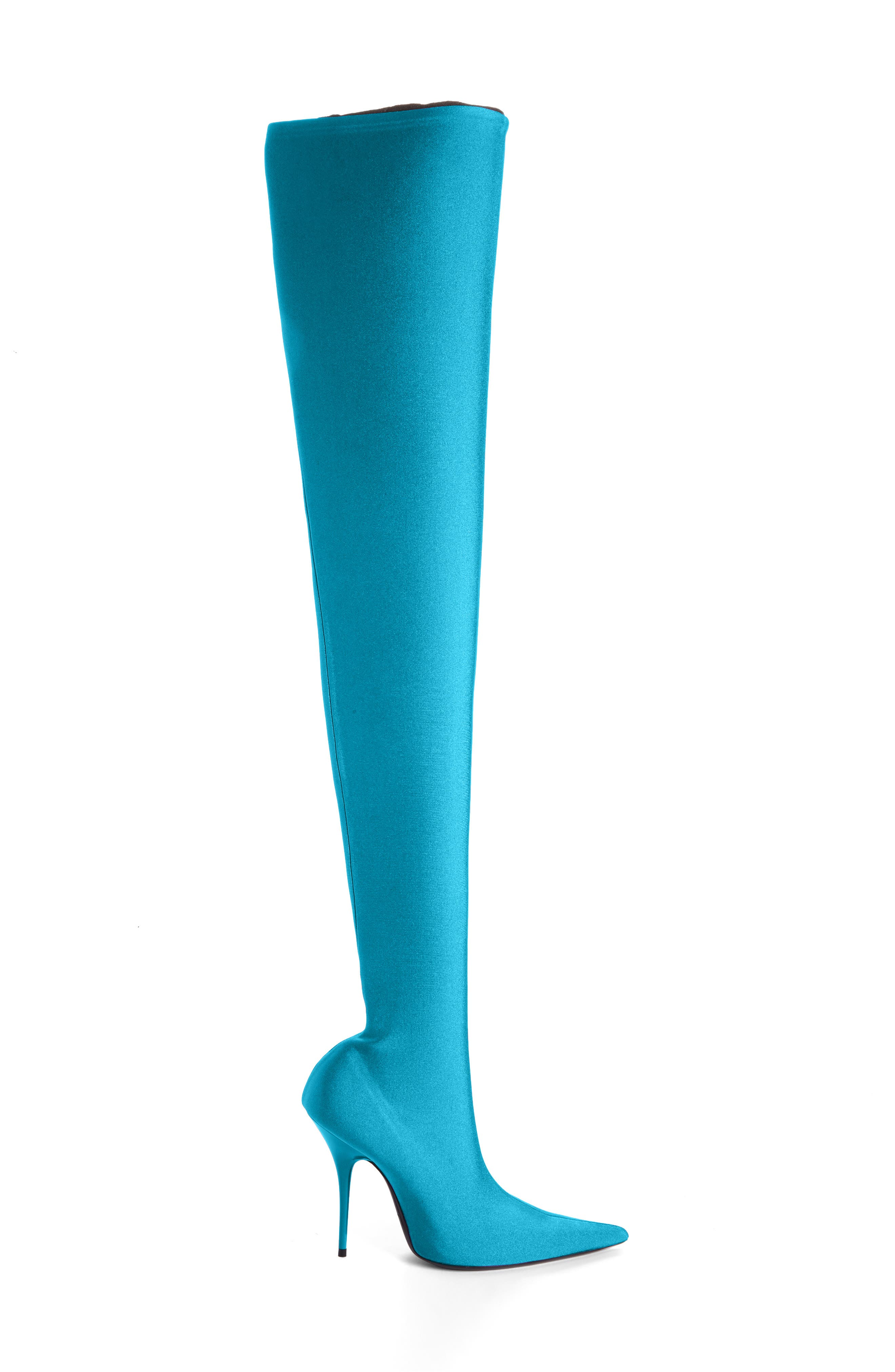 Thigh High Boot,                             Alternate thumbnail 2, color,                             400