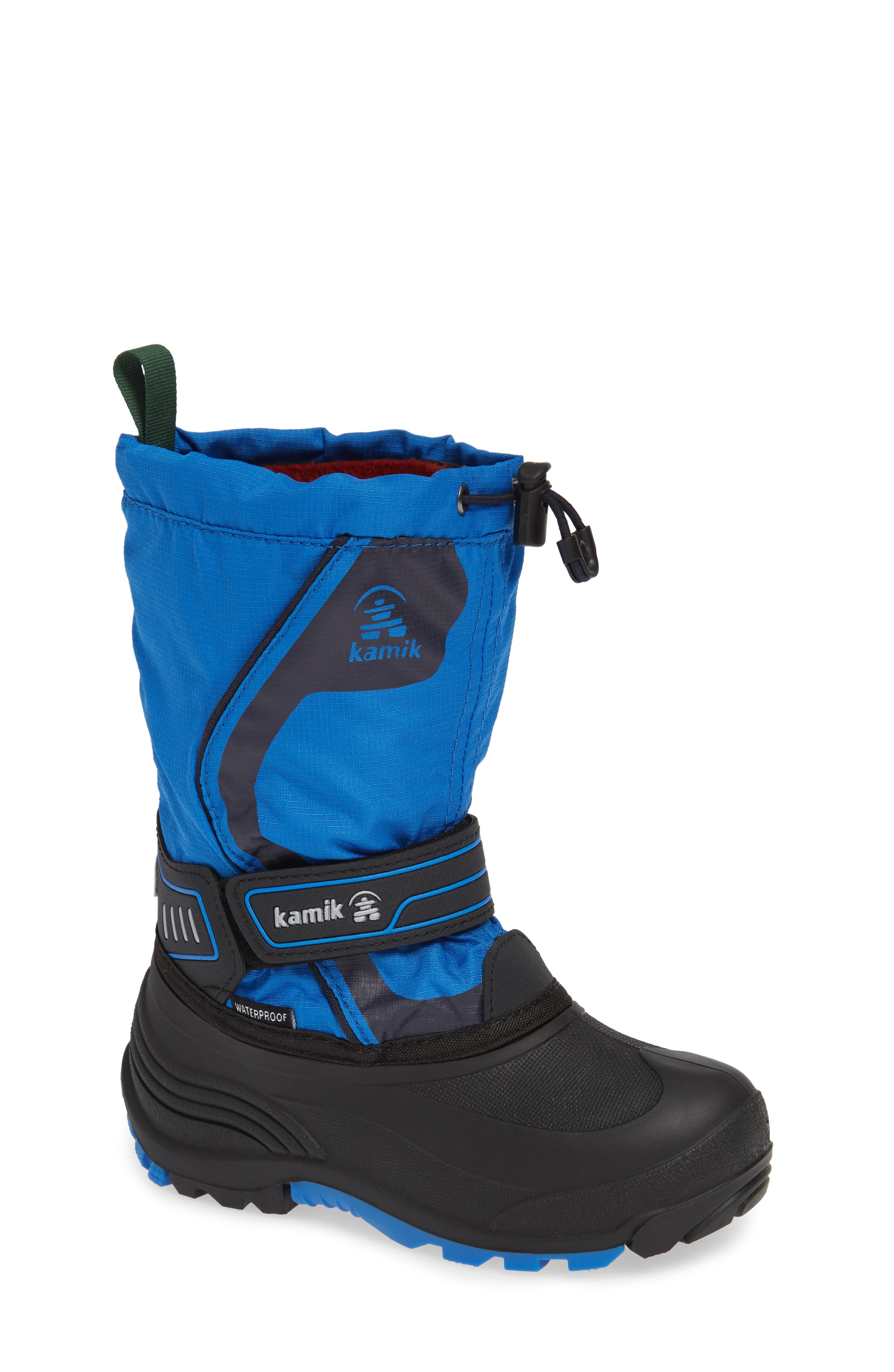 Snowcoast3 Waterproof Snow Boot,                             Main thumbnail 1, color,                             400