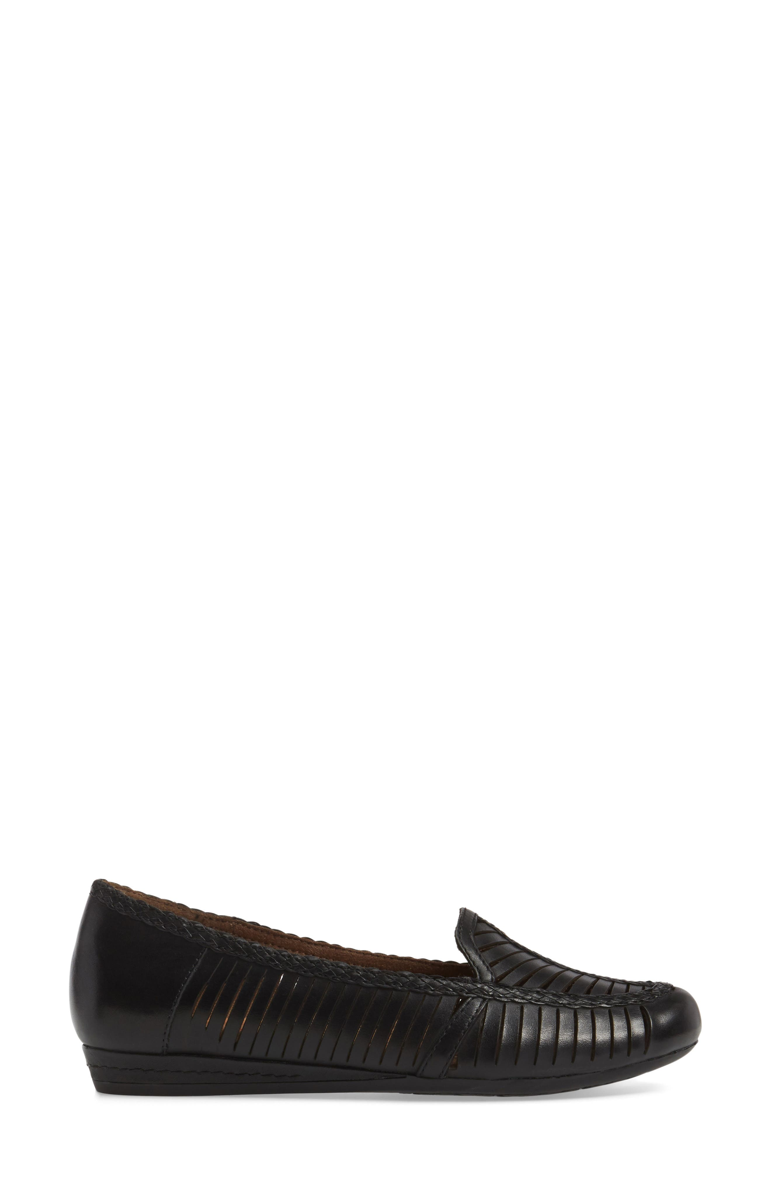 Galway Loafer,                             Alternate thumbnail 3, color,                             001