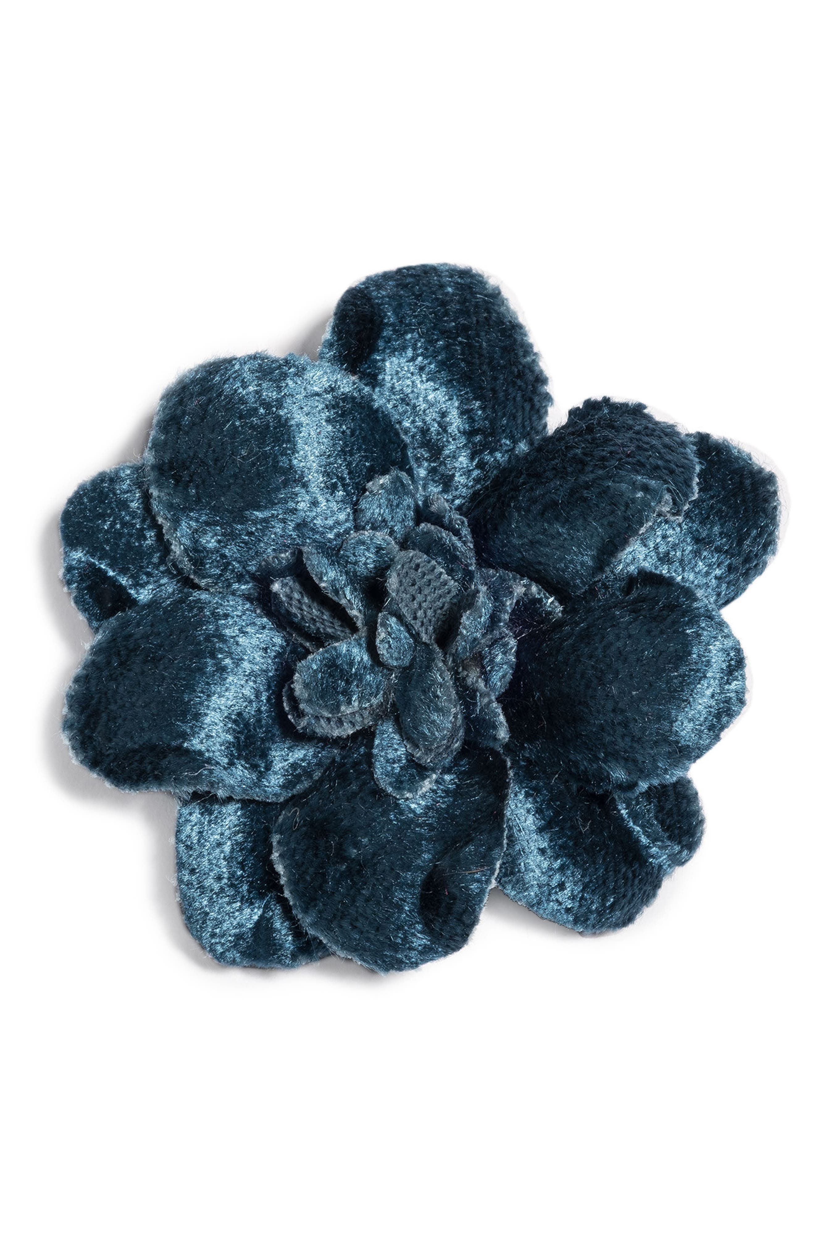 Lapel Flower,                         Main,                         color, 460