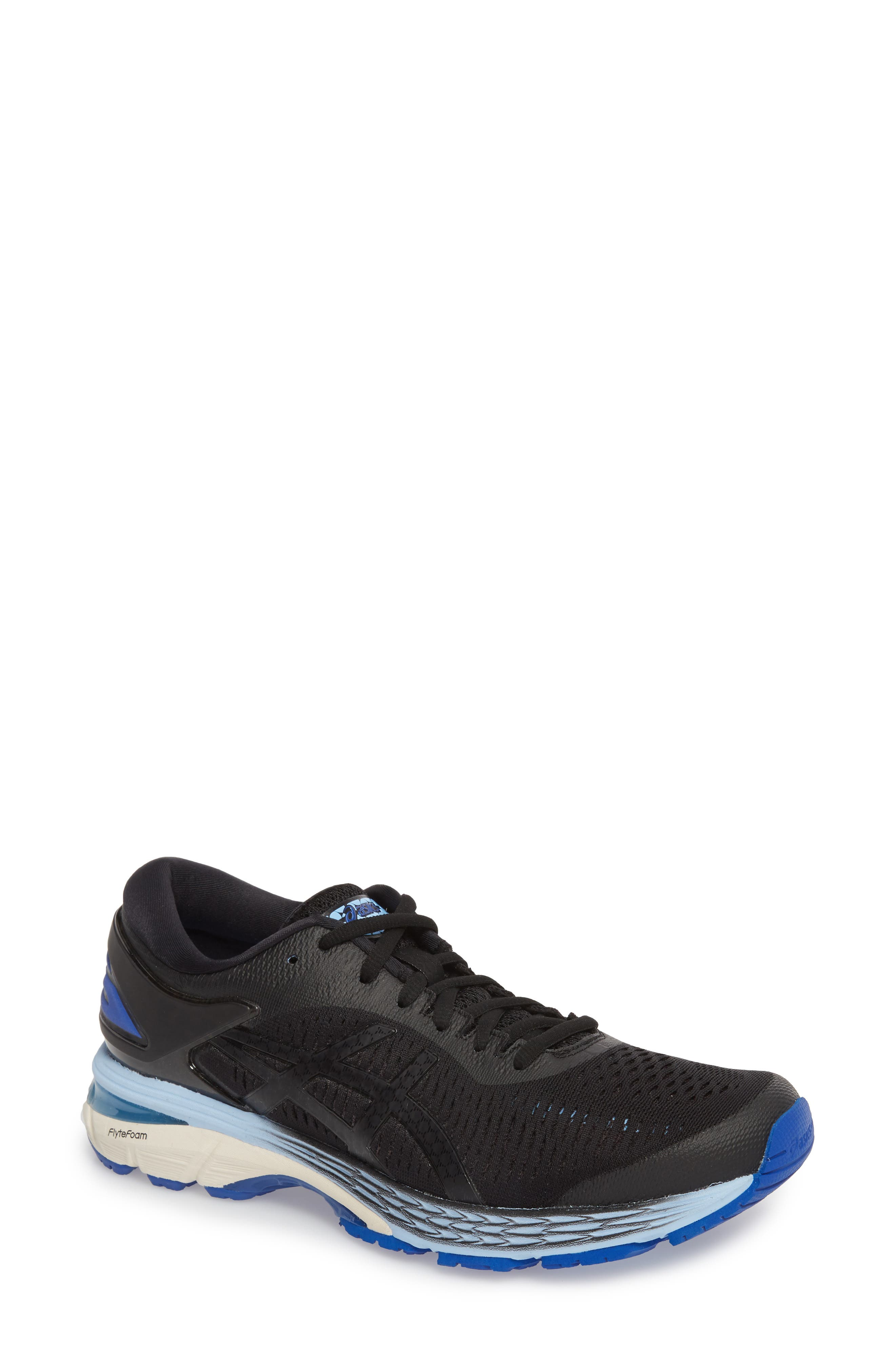 Asics Gel-Kayano 25 Running Shoe B - Black