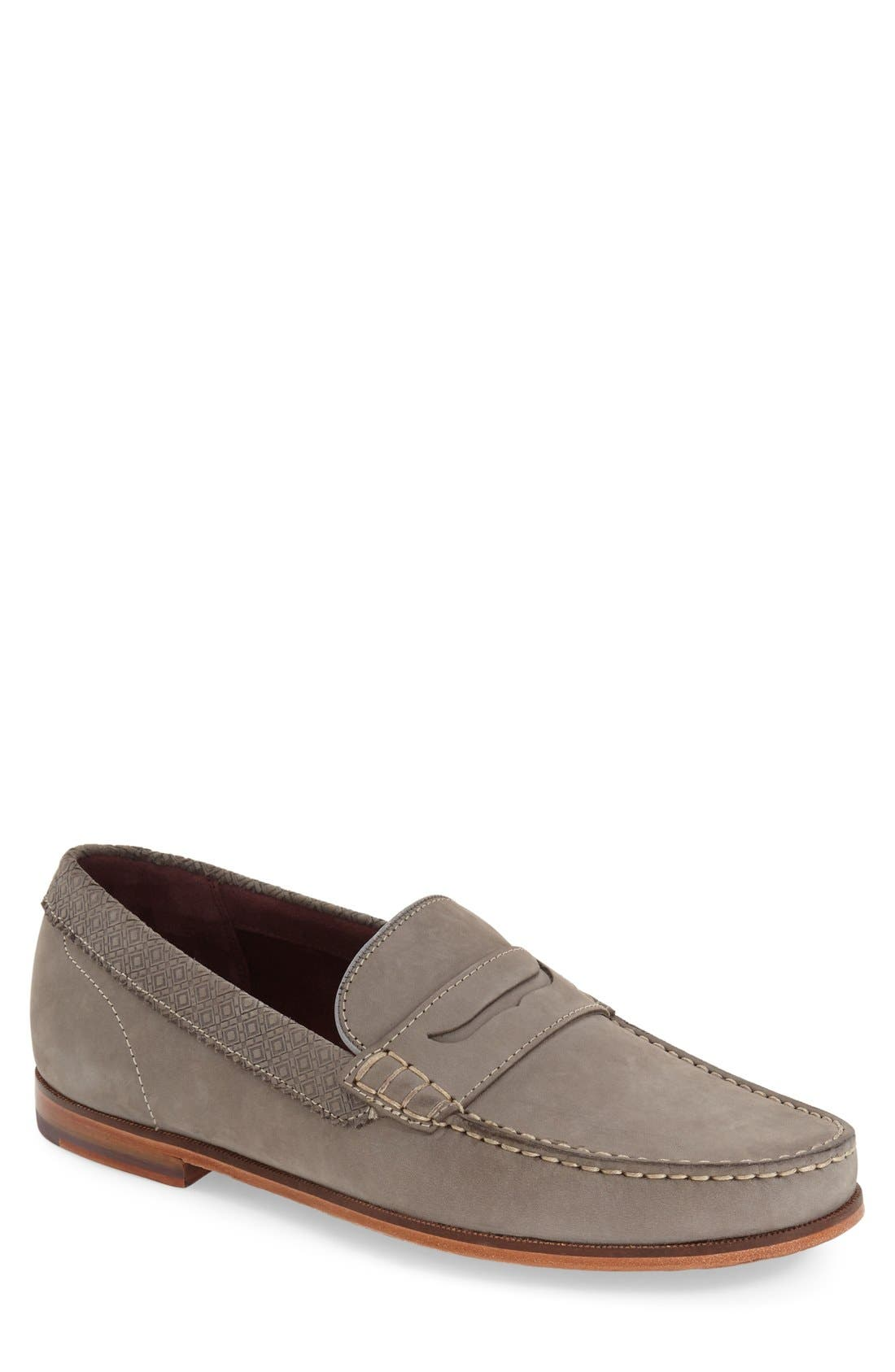 'Miicke 2' Penny Loafer,                             Main thumbnail 1, color,                             055