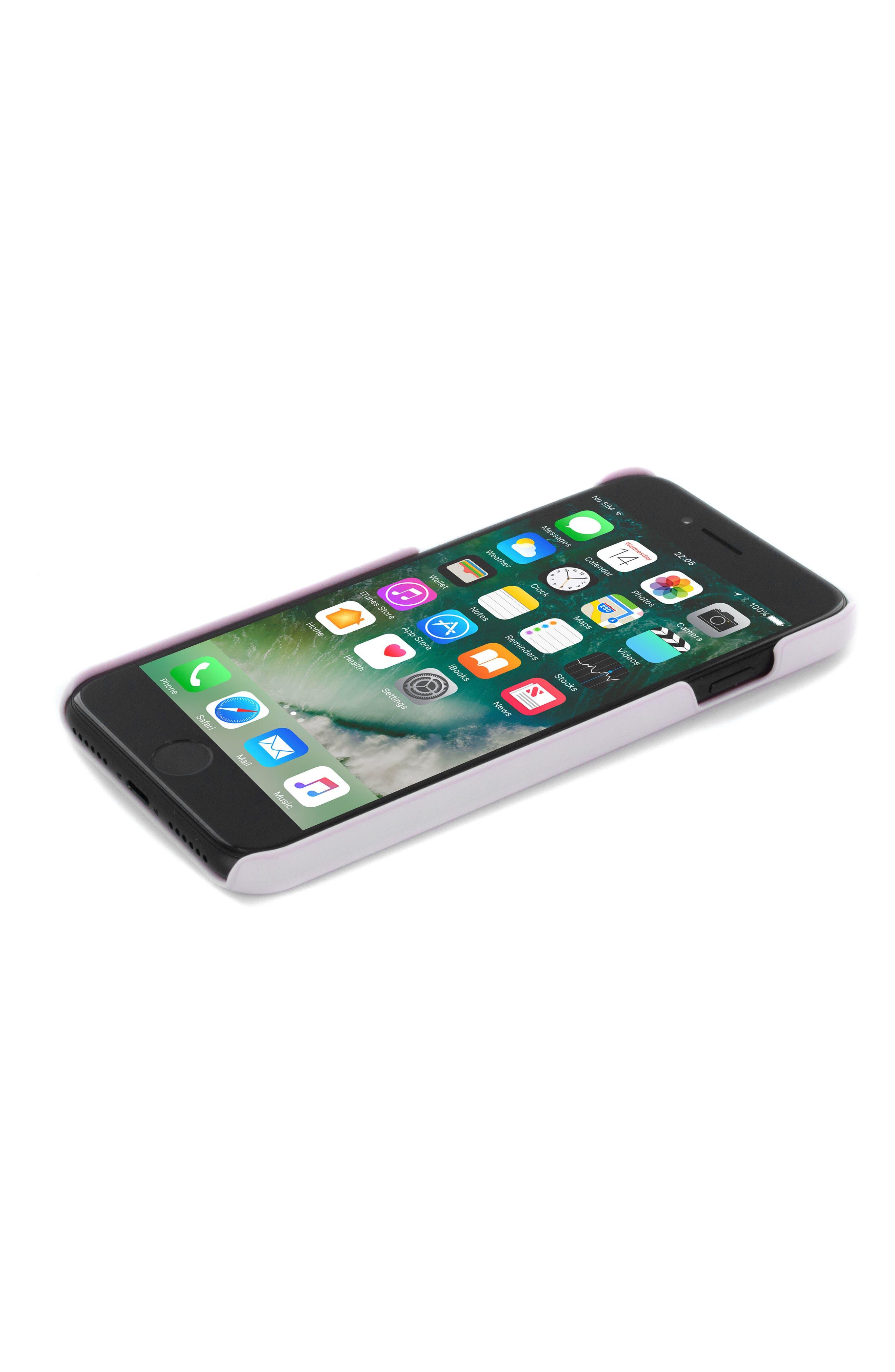 Pomio Bow iPhone 6/6s/7/8 Case,                             Alternate thumbnail 8, color,
