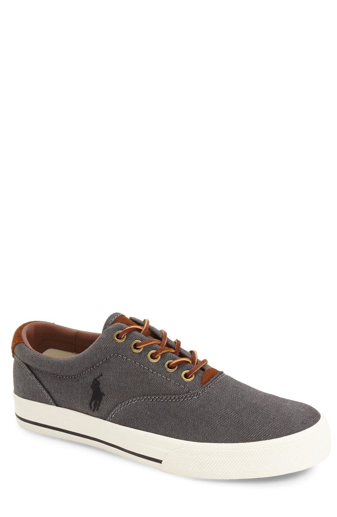 Vaughn Sneaker,                             Main thumbnail 1, color,                             001