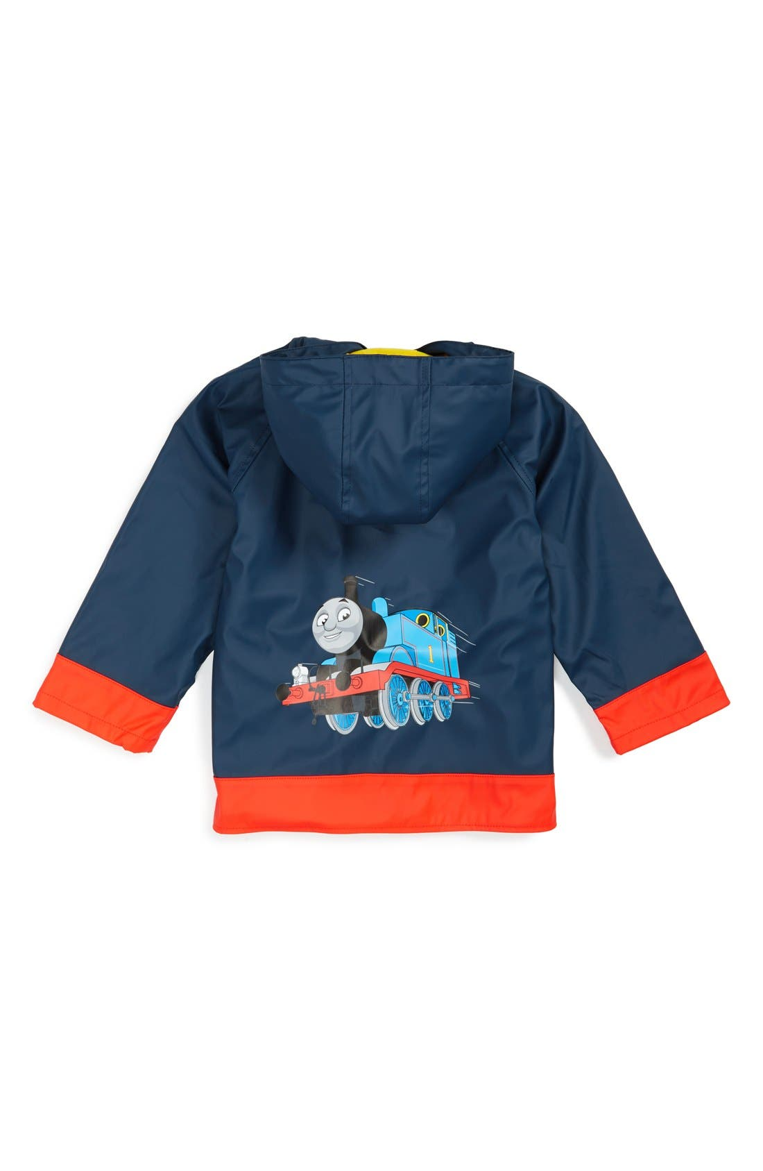 'Thomas the Tank Engine' Raincoat,                             Alternate thumbnail 3, color,                             421