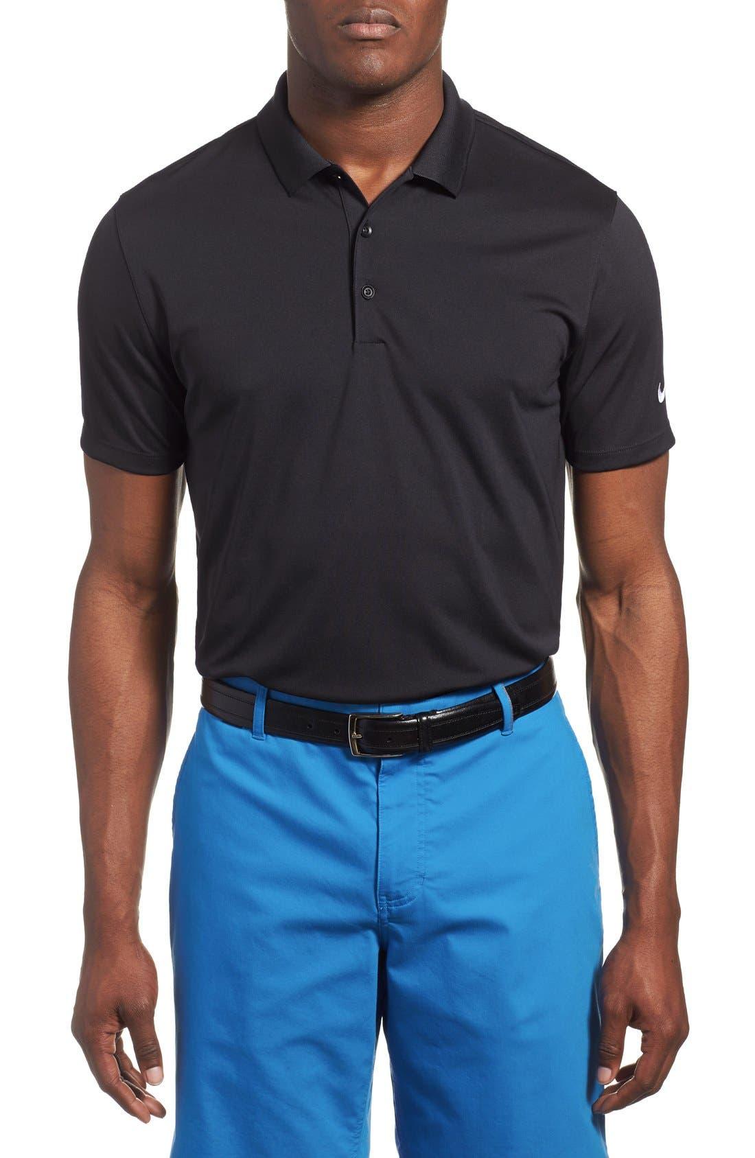 'Victory Dri-FIT Golf Polo,                             Main thumbnail 1, color,                             010