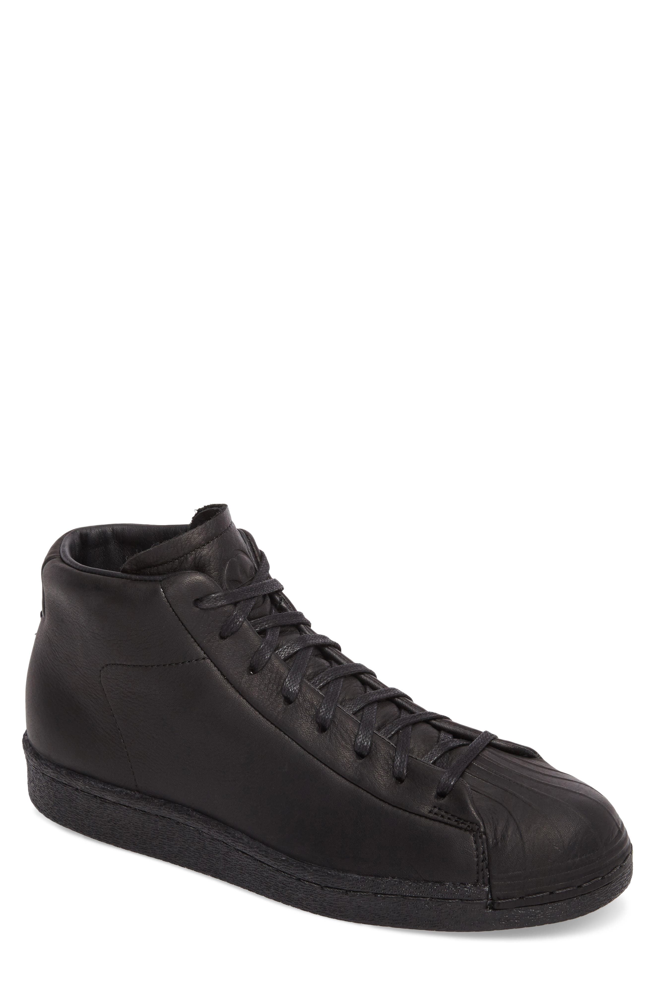 High-Top Sneaker,                             Main thumbnail 1, color,                             001