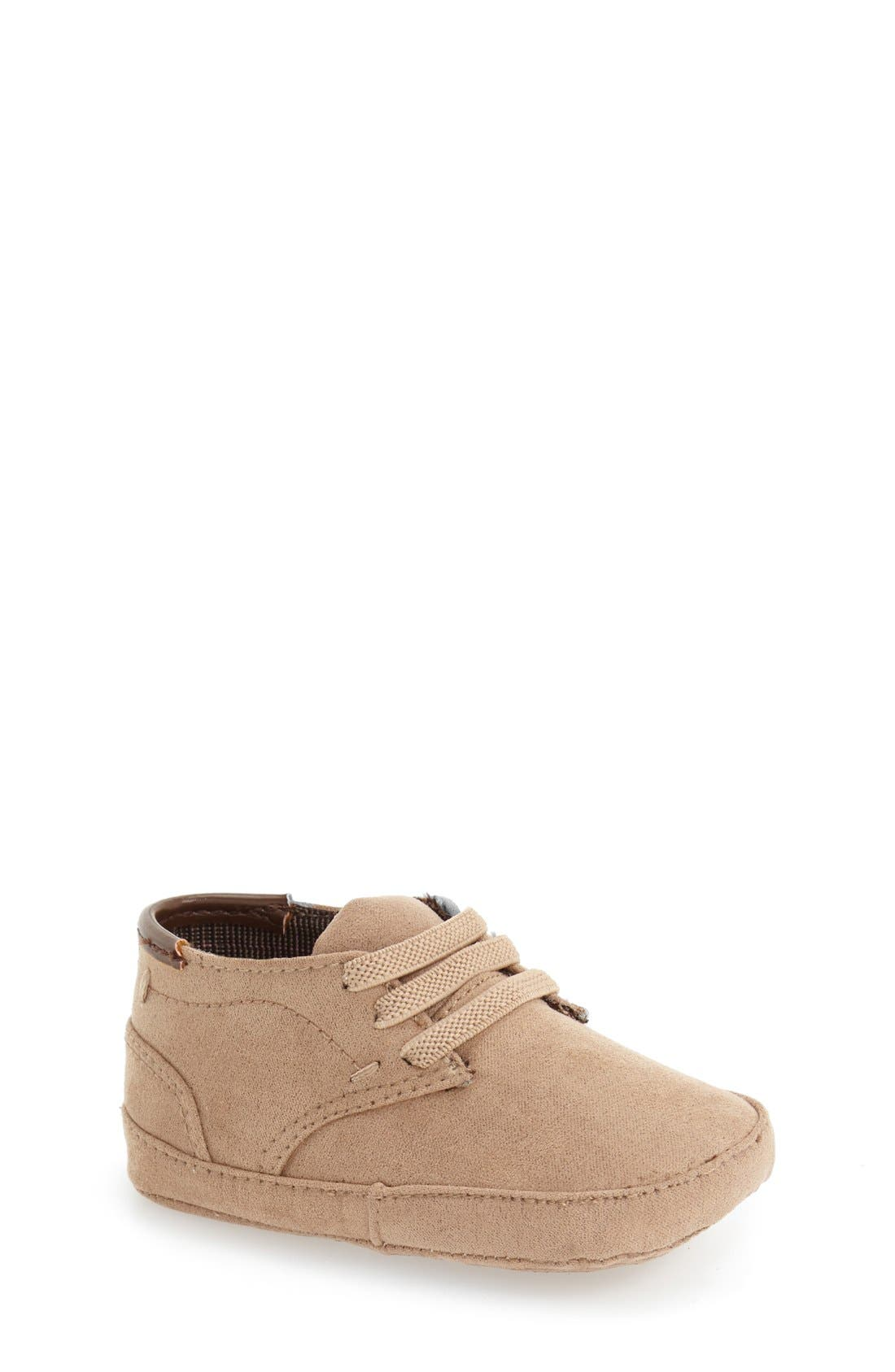 'Real Deal' Crib Shoe,                         Main,                         color, SAND