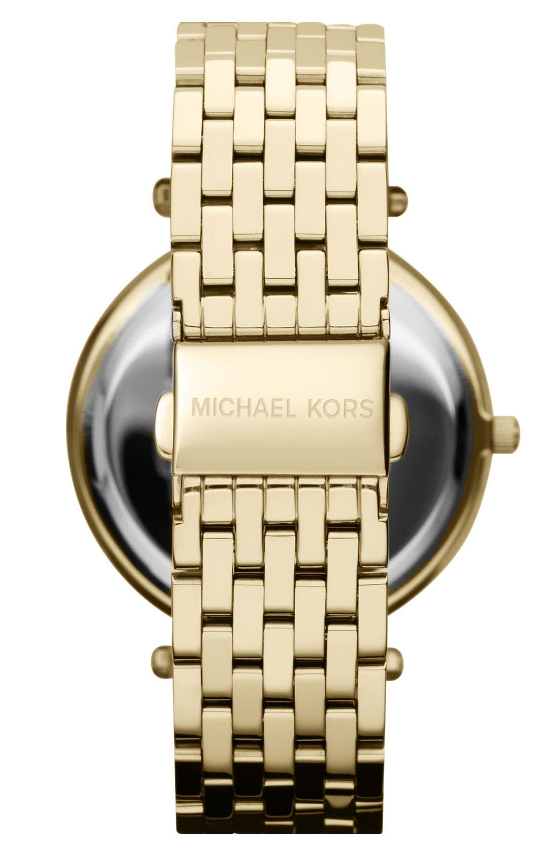 'Darci' Round Bracelet Watch, 39mm,                             Alternate thumbnail 72, color,