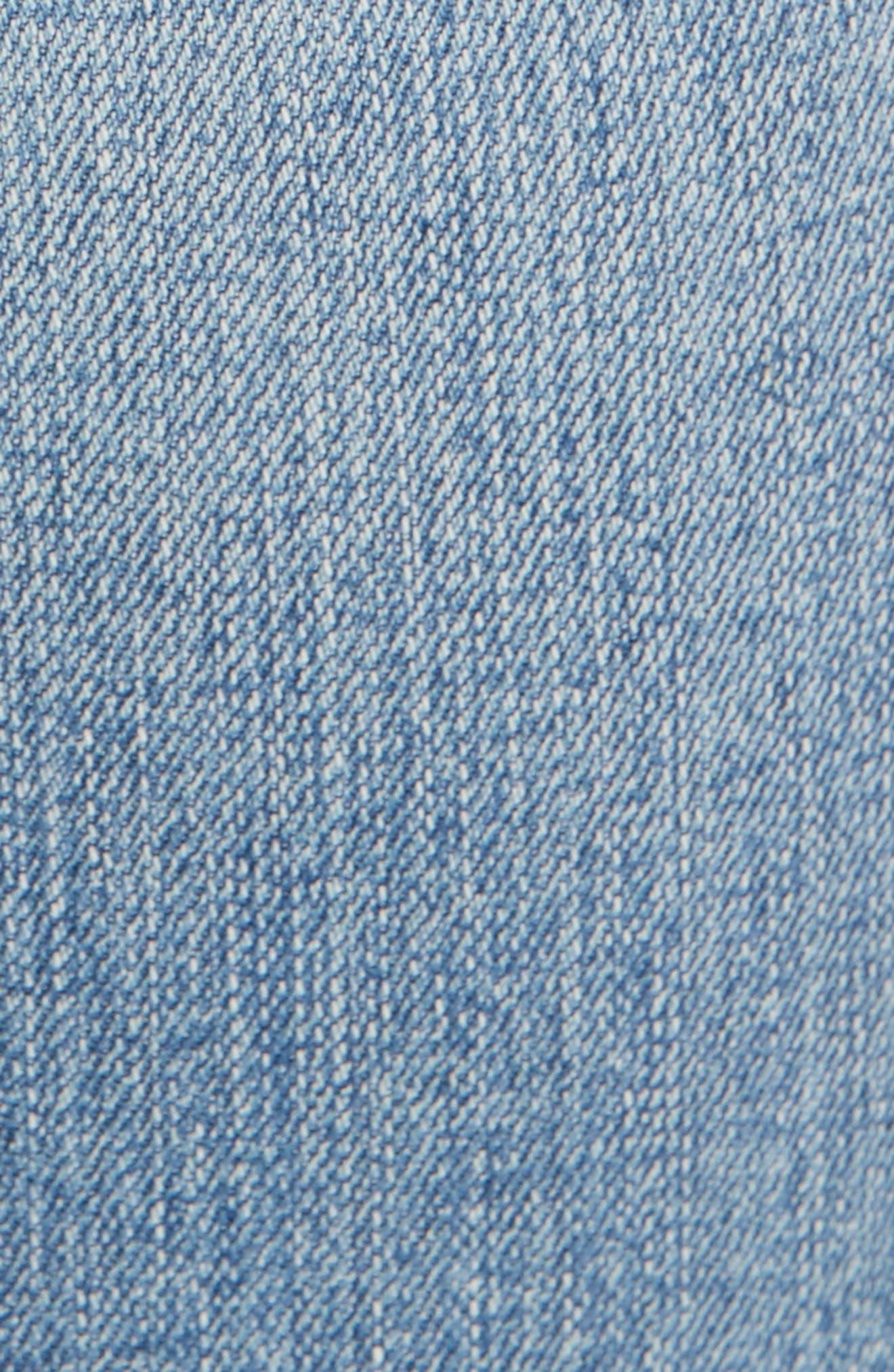 RAG & BONE,                             JEAN Skinny Jeans,                             Alternate thumbnail 5, color,                             422