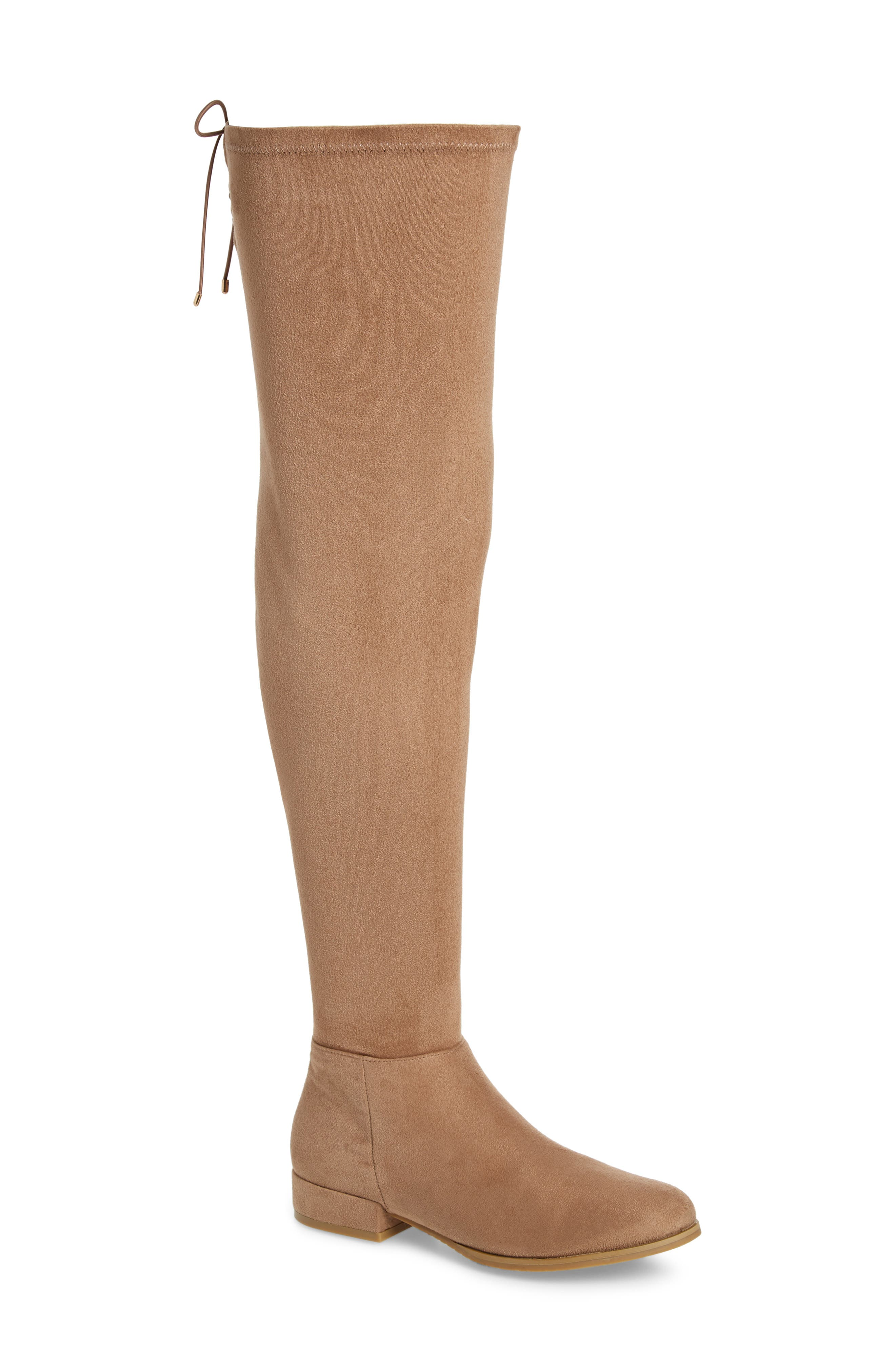 Chinese Laundry Richie Knee High Boot, Beige