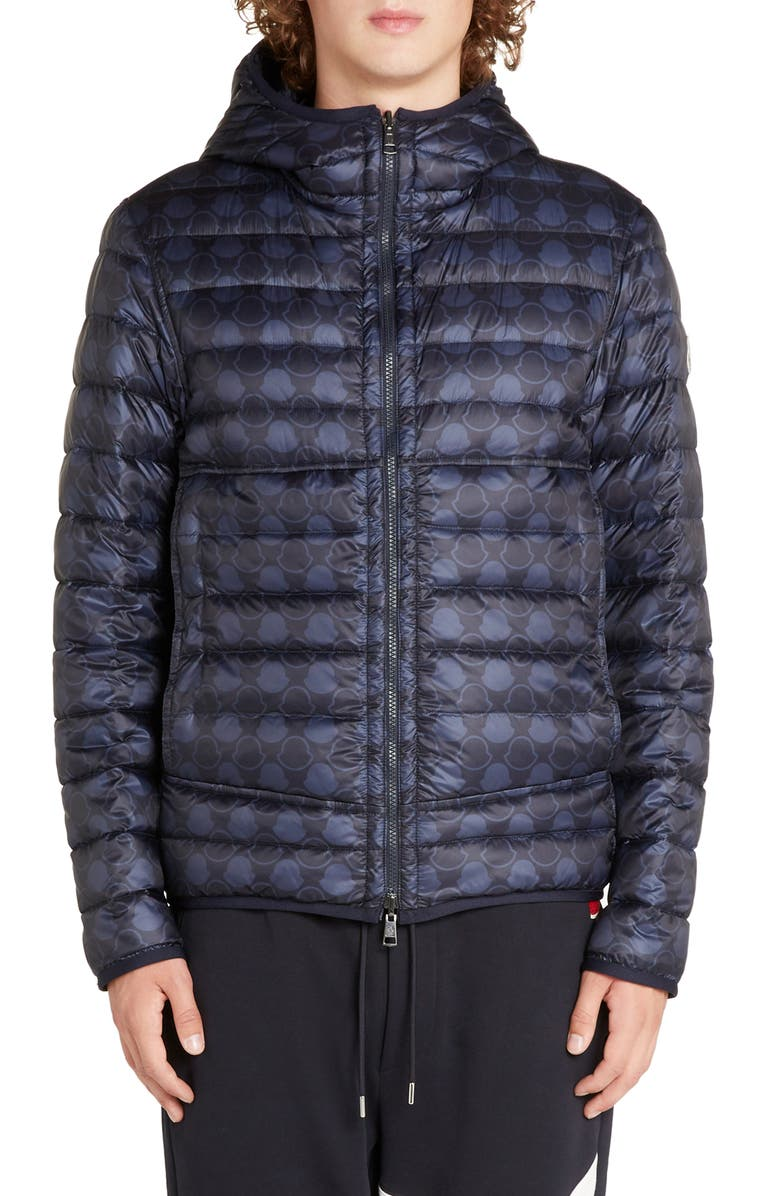 fb98a32ab Moncler Oise Reversible Hooded Down Jacket