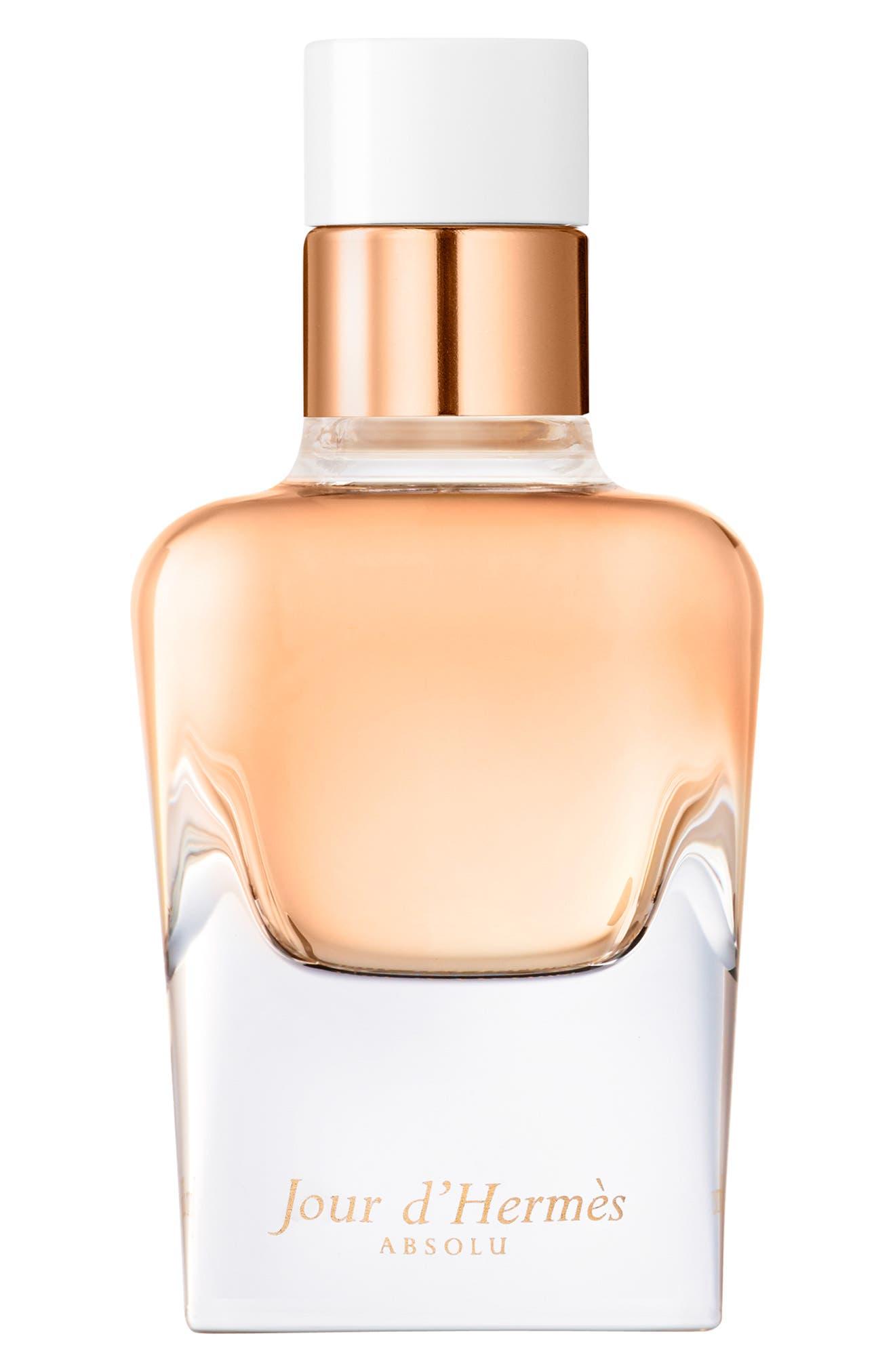 Jour d'Hermès Absolu - Eau de parfum,                             Alternate thumbnail 4, color,                             NO COLOR