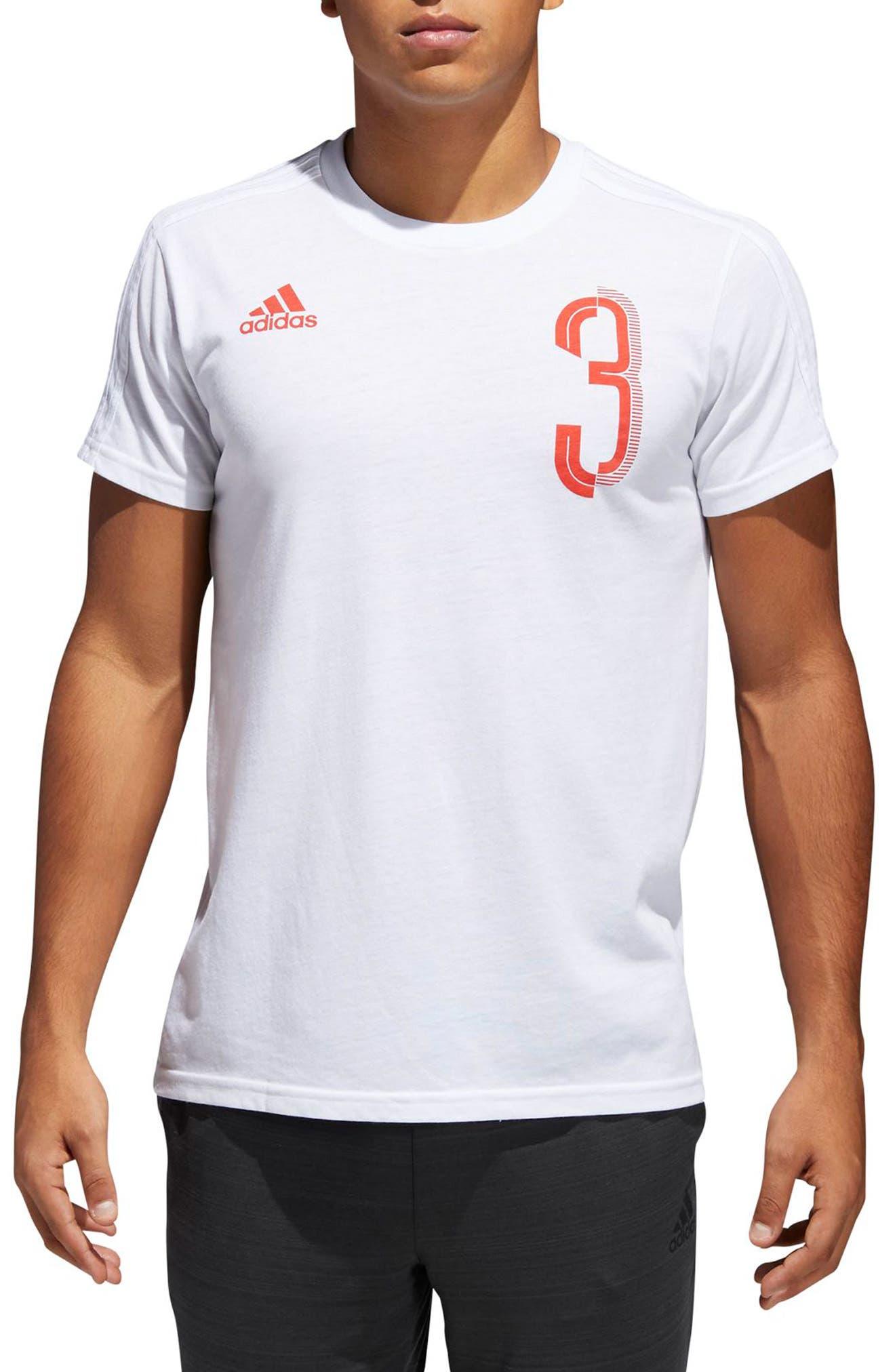 Soccer Slim Fit T-Shirt,                             Main thumbnail 2, color,
