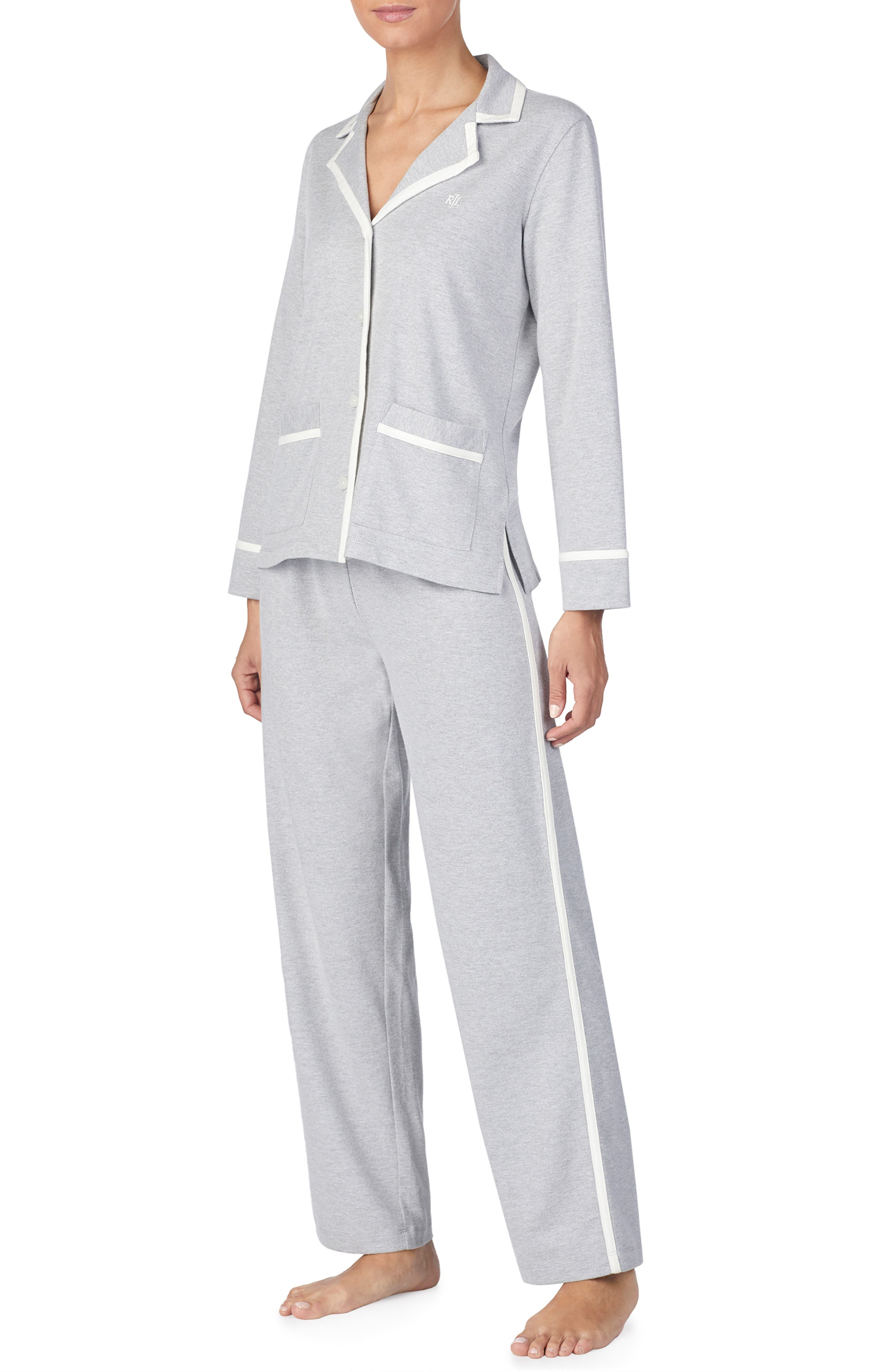 Flannel Pajamas by Lauren Ralph Lauren