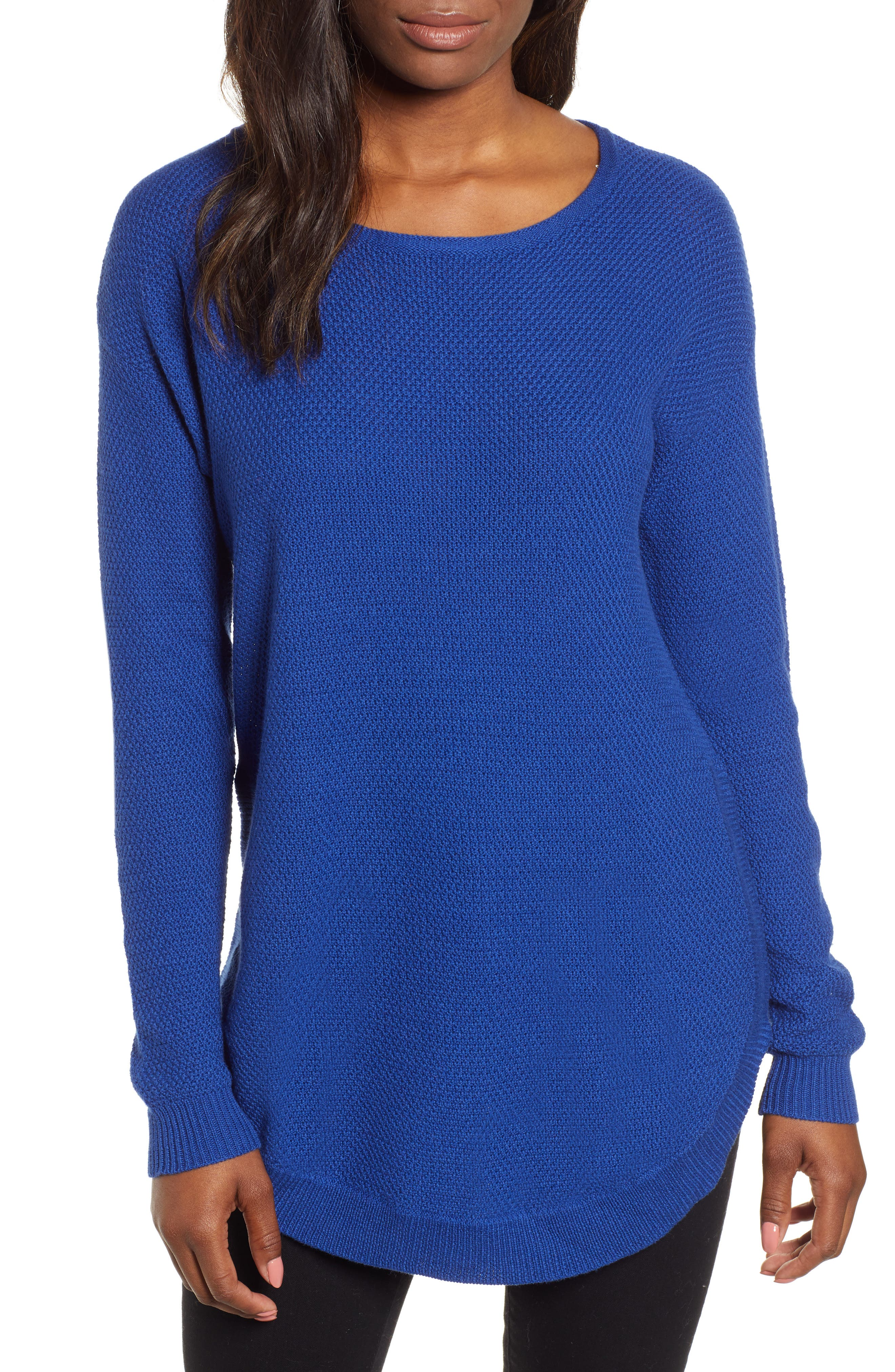Texture Knit Tunic,                         Main,                         color, 401